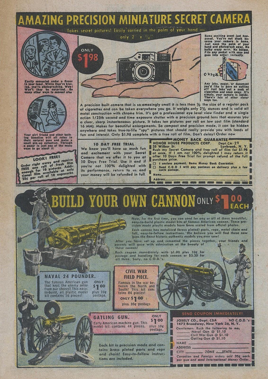 Read online Fightin' Navy comic -  Issue #82 - 21