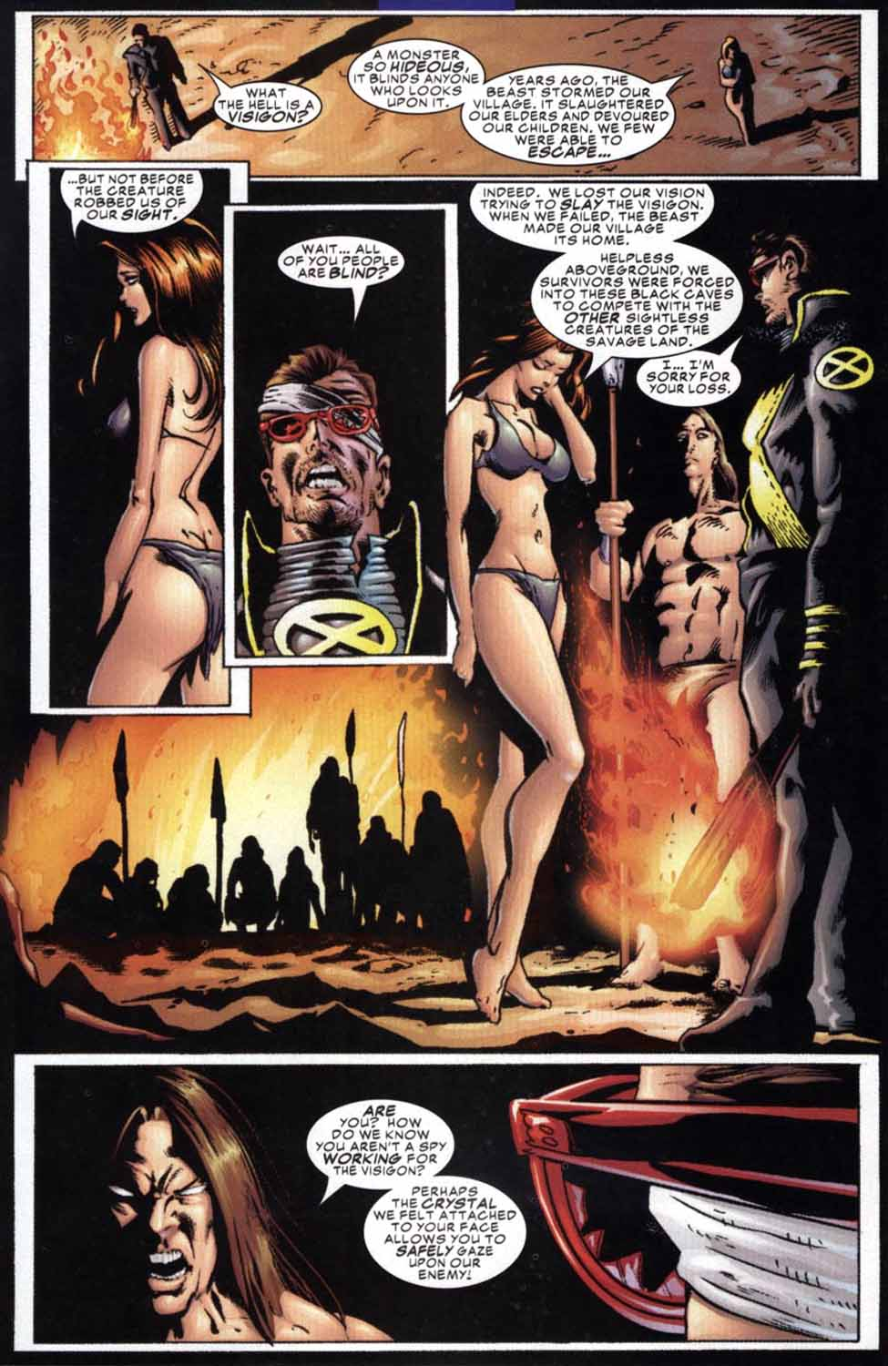 Read online Cyclops (2001) comic -  Issue #3 - 10