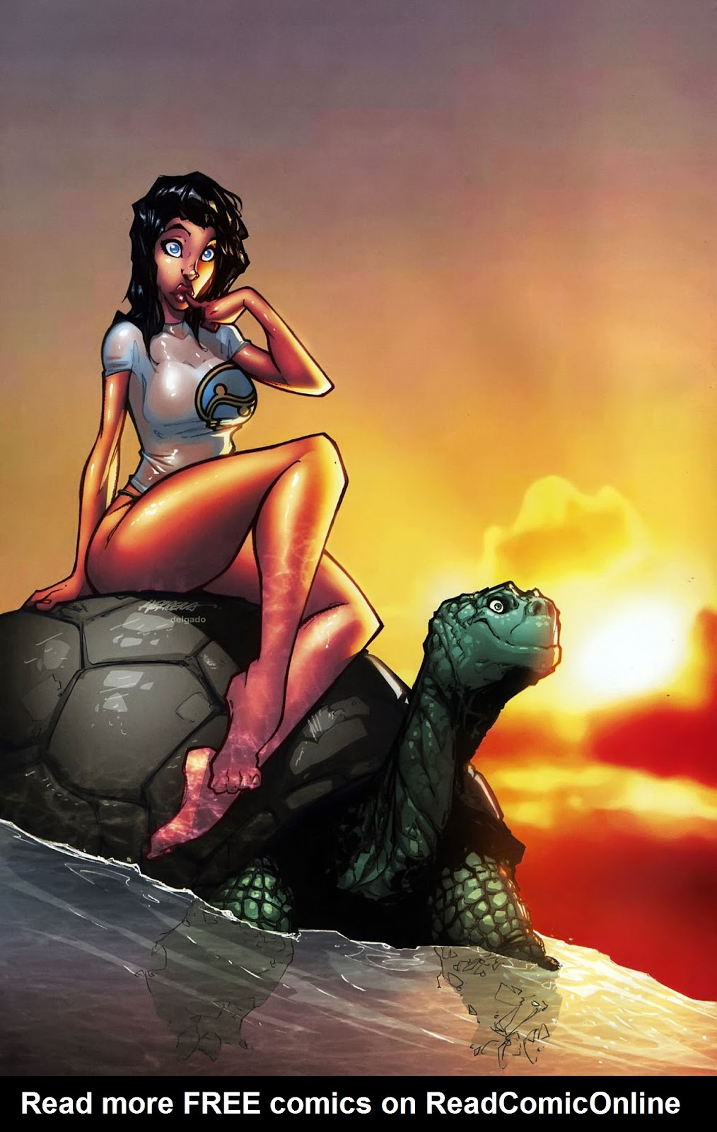 Read online Aspen Splash: Swimsuit Spectacular comic -  Issue # Issue 2008 - 18