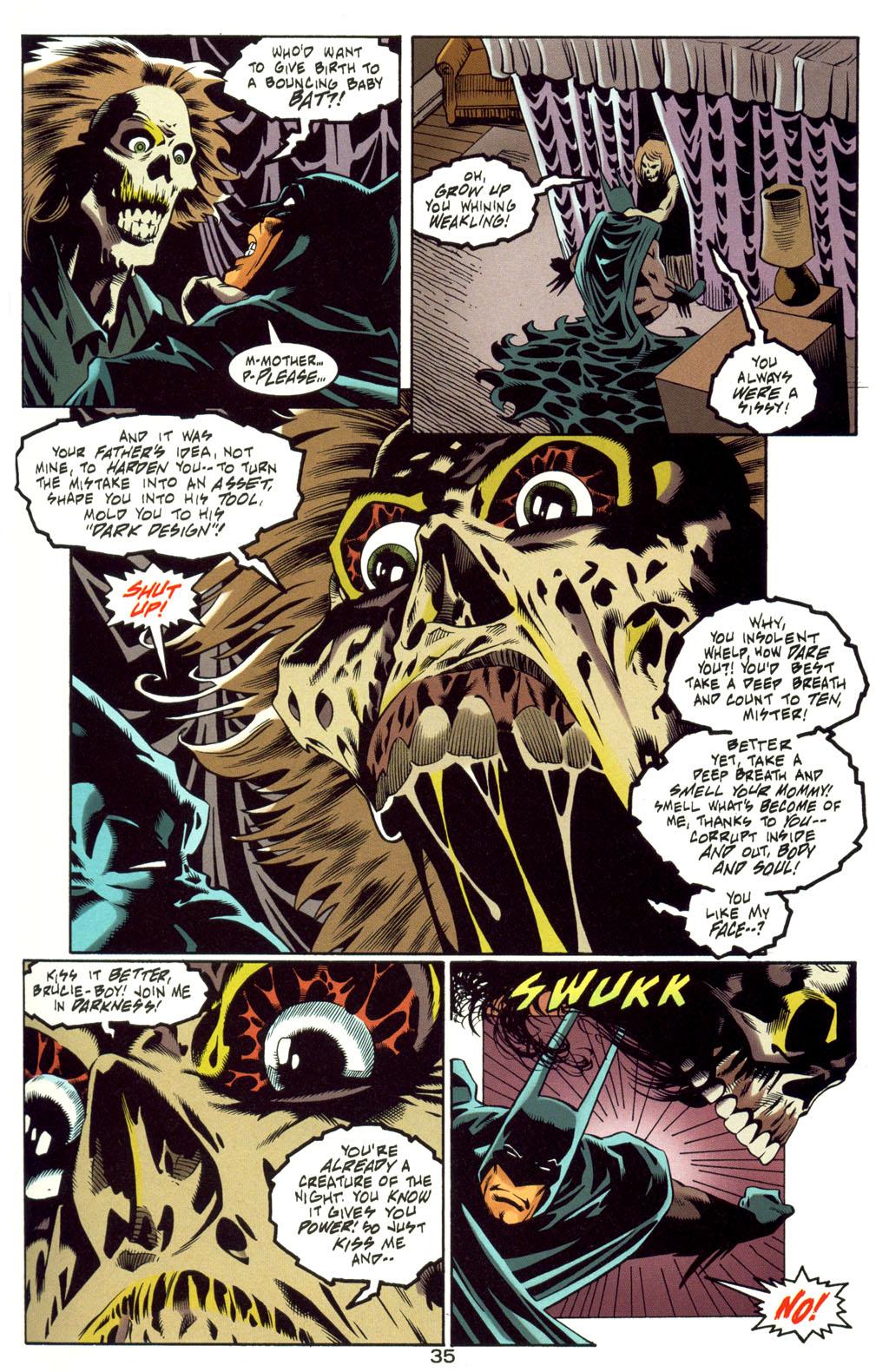 Read online Batman: Haunted Gotham comic -  Issue #4 - 35