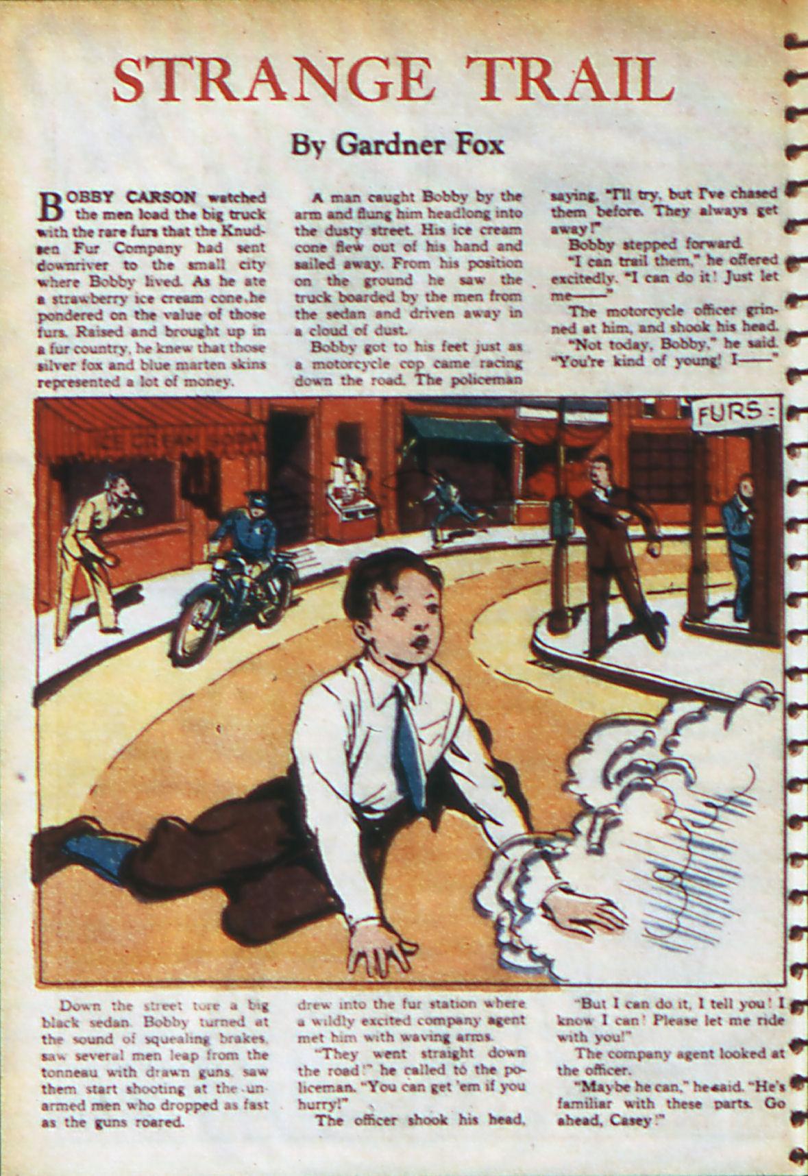 Read online Adventure Comics (1938) comic -  Issue #56 - 47