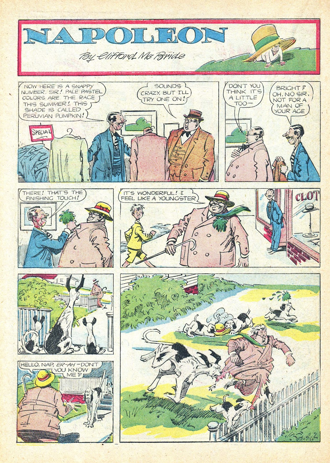 Read online Famous Funnies comic -  Issue #95 - 18