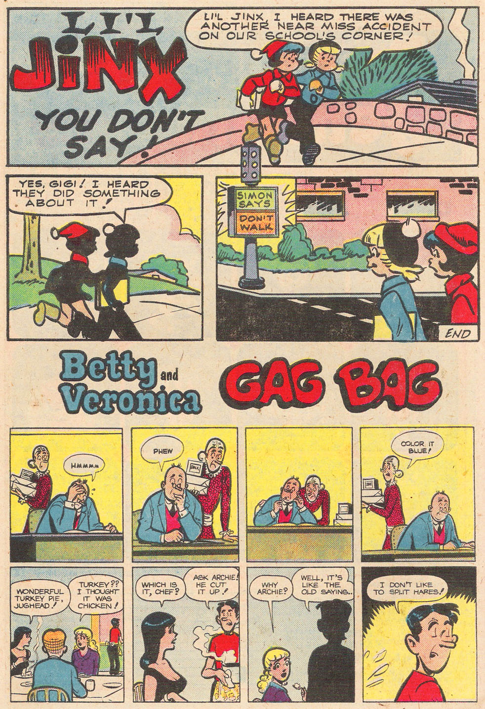 Read online Archie's Girls Betty and Veronica comic -  Issue #269 - 10
