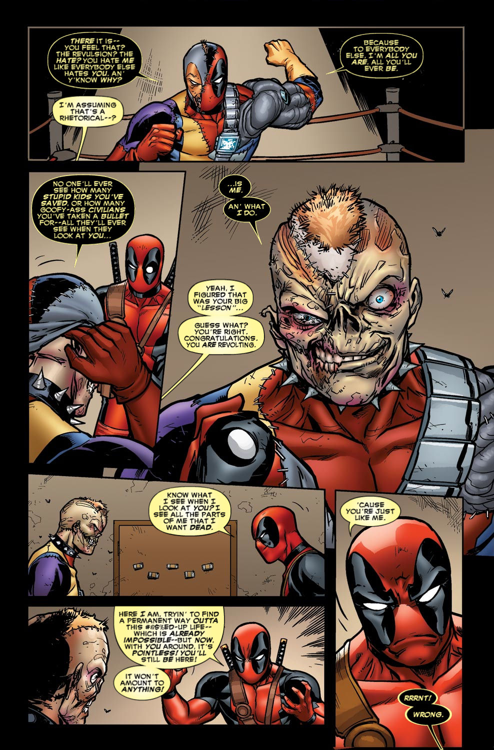 Read online Deadpool (2008) comic -  Issue #49 - 19