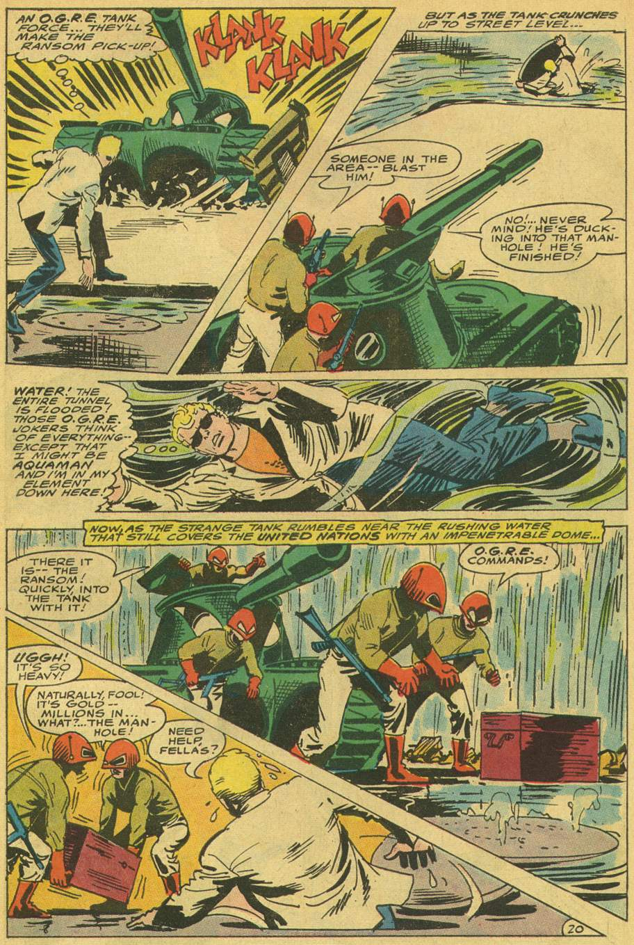Read online Aquaman (1962) comic -  Issue #31 - 27