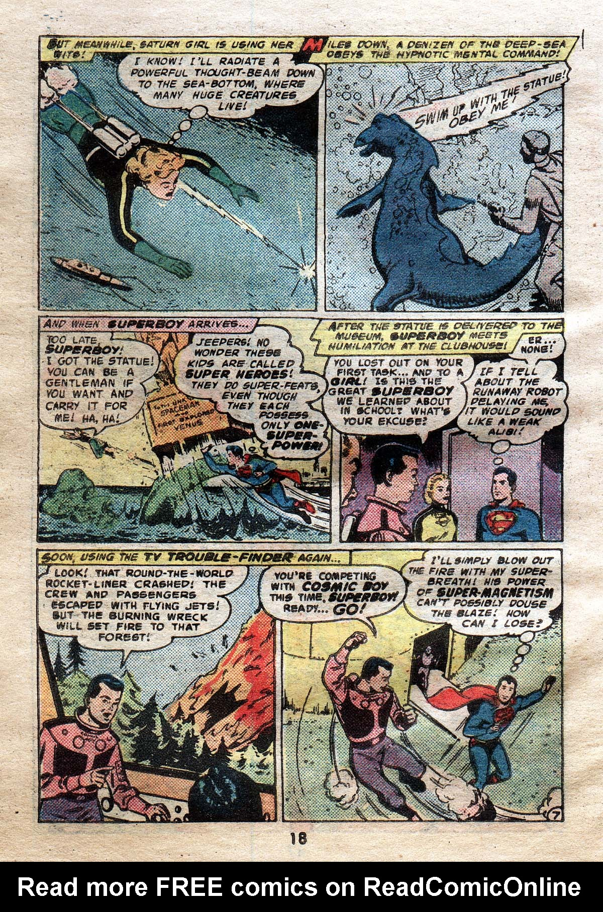 Read online Adventure Comics (1938) comic -  Issue #491 - 18