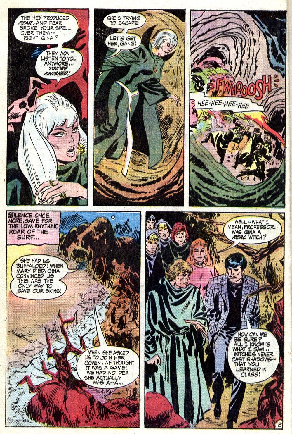 The Witching Hour (1969) issue 17 - Page 10