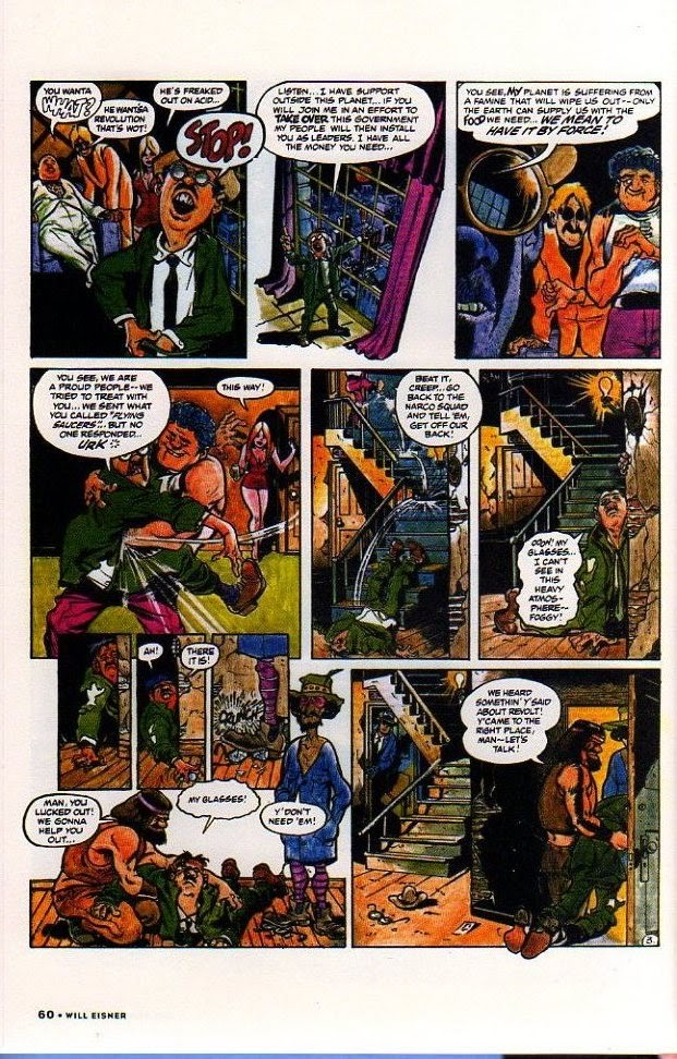 Read online Will Eisner's The Spirit Archives comic -  Issue # TPB 26 (Part 1) - 67