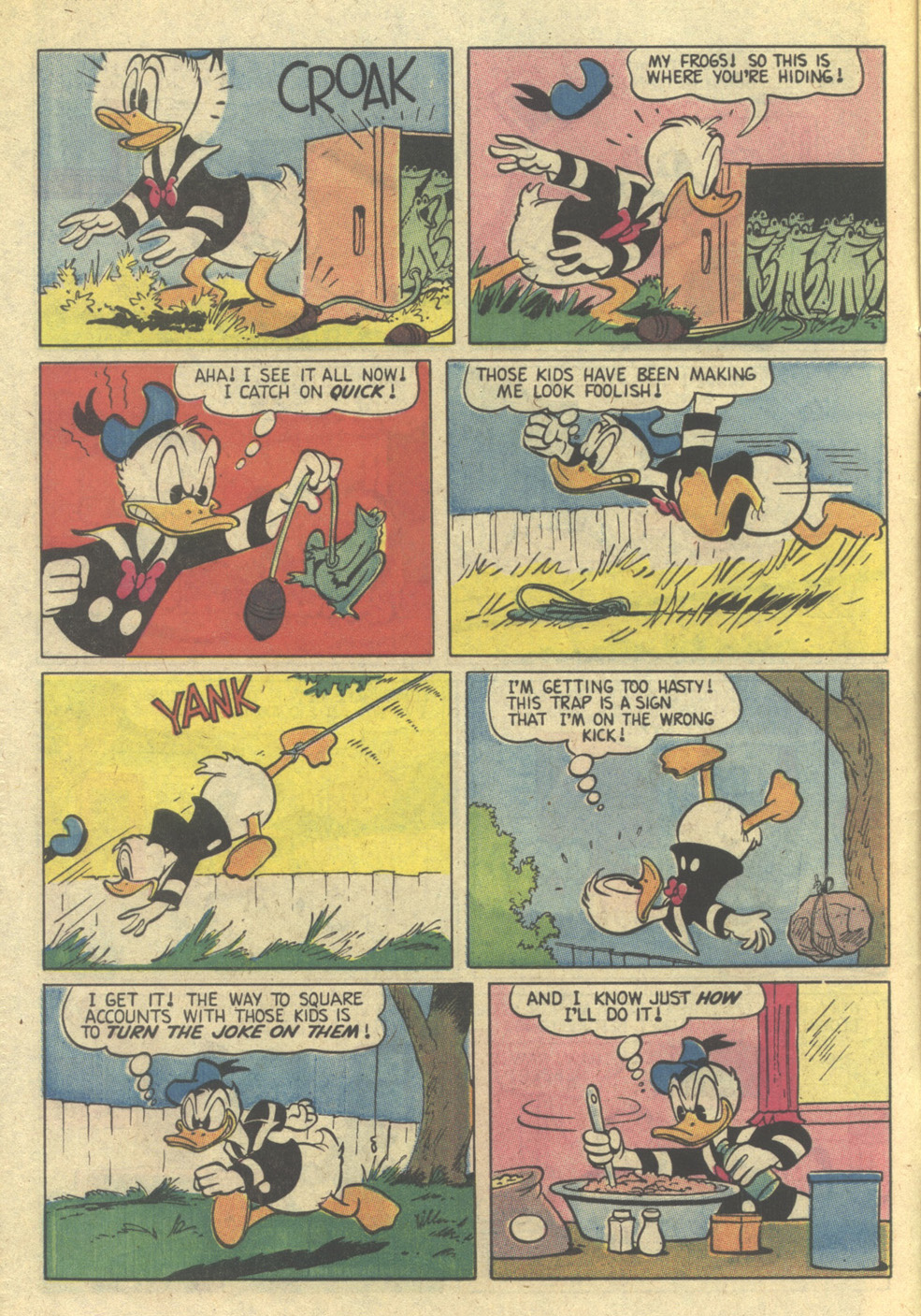 Walt Disney's Comics and Stories issue 502 - Page 8