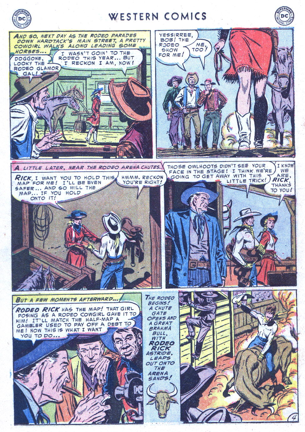Western Comics issue 42 - Page 22