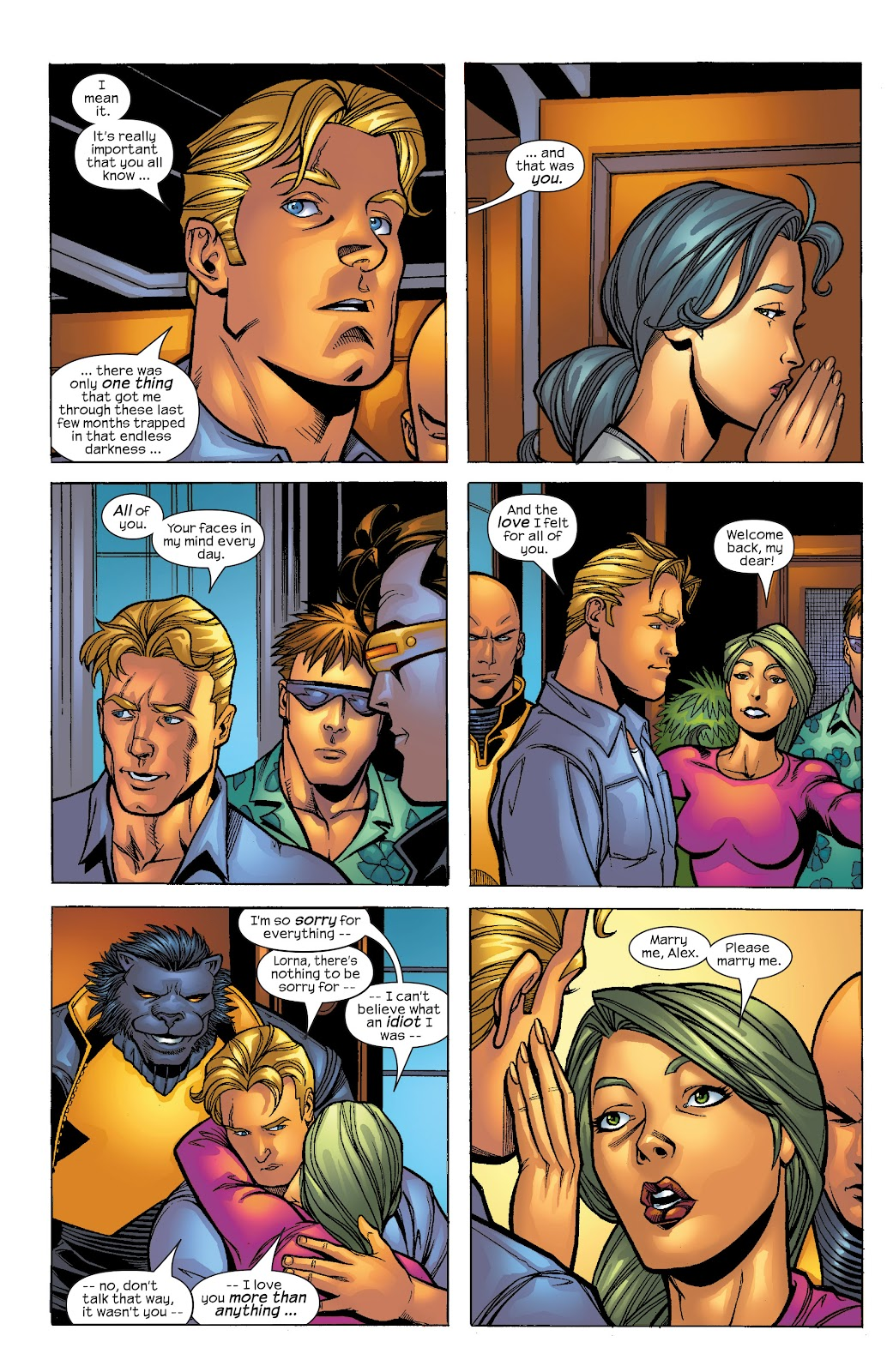 Read online X-Men: Unstoppable comic -  Issue # TPB (Part 4) - 18