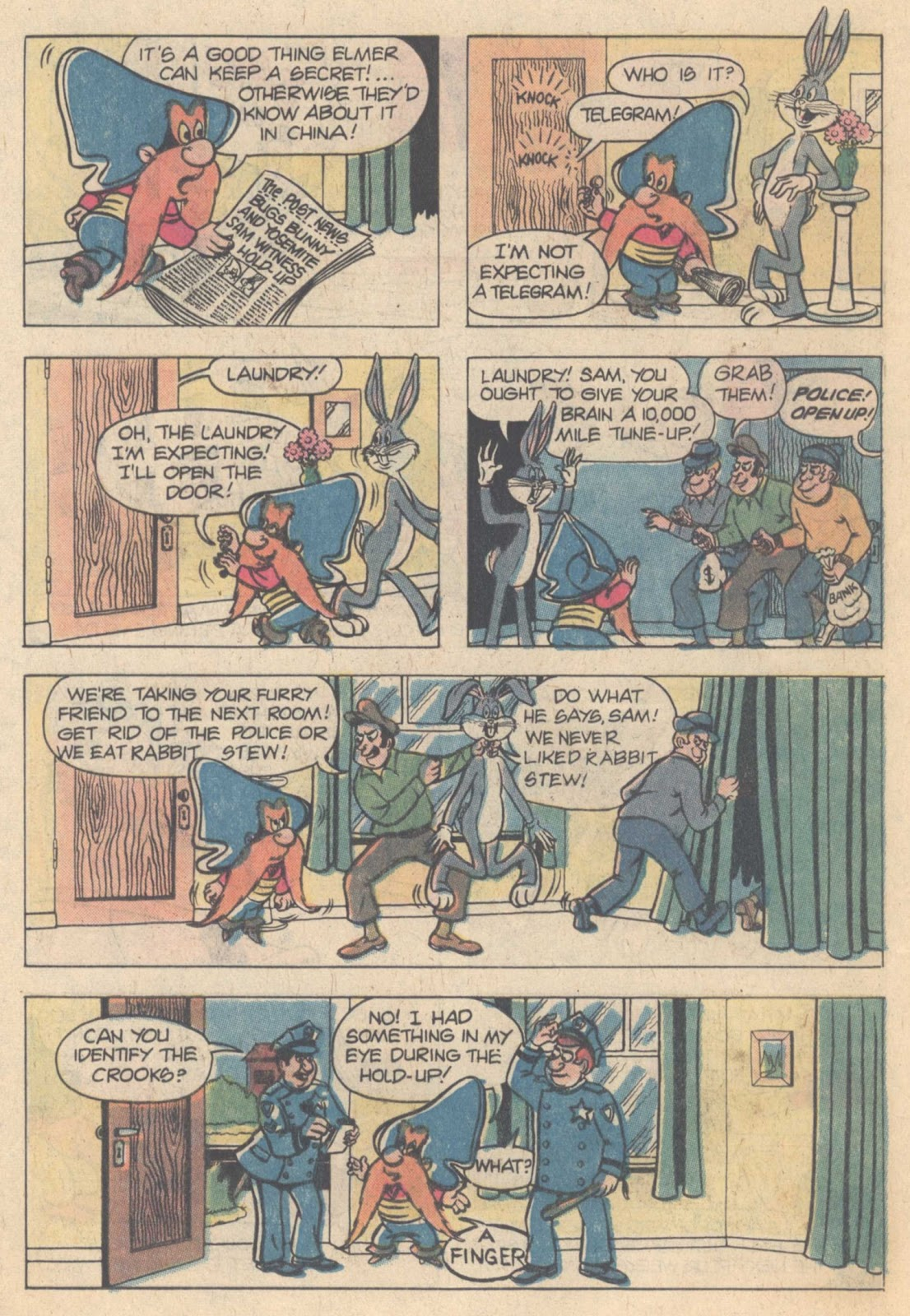 Yosemite Sam and Bugs Bunny issue 45 - Page 12
