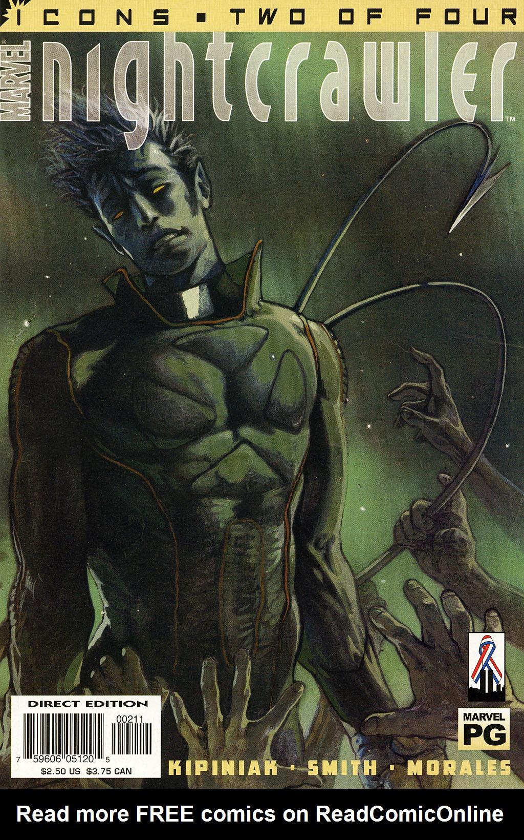 Read online Nightcrawler (2002) comic -  Issue #2 - 1