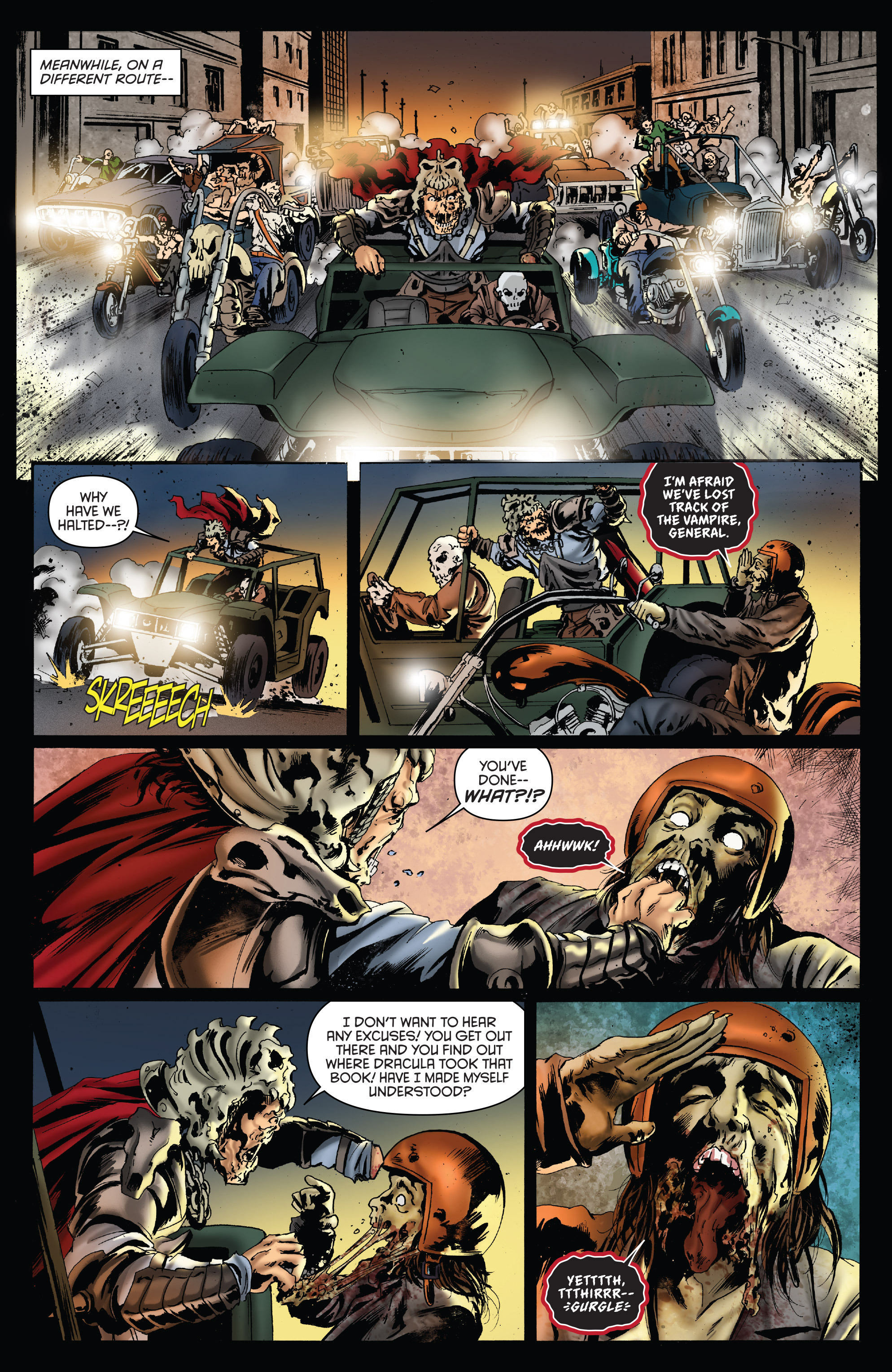 Read online Army of Darkness: Furious Road comic -  Issue #5 - 15