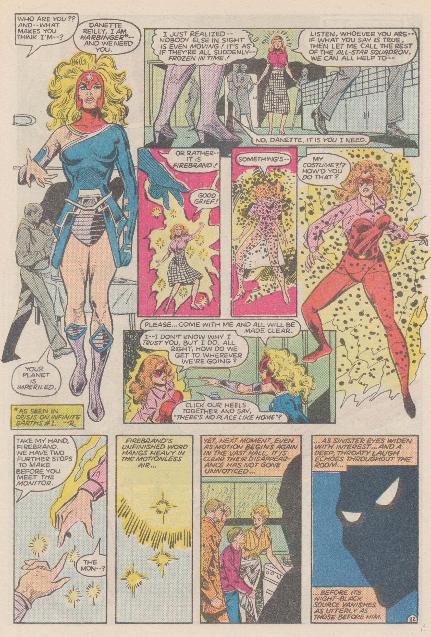 Read online All-Star Squadron comic -  Issue #50 - 27