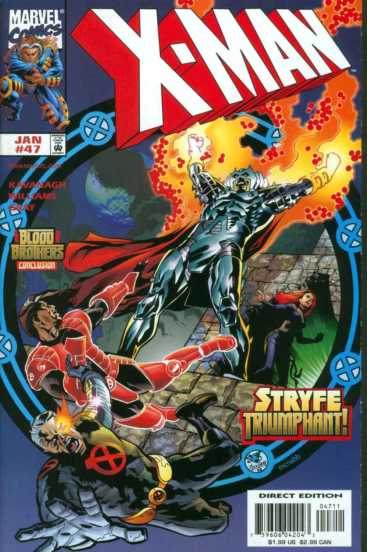 X-Man 47 Page 1
