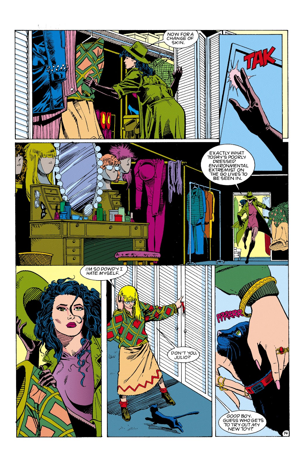 Catwoman (1993) Issue #6 #11 - English 15