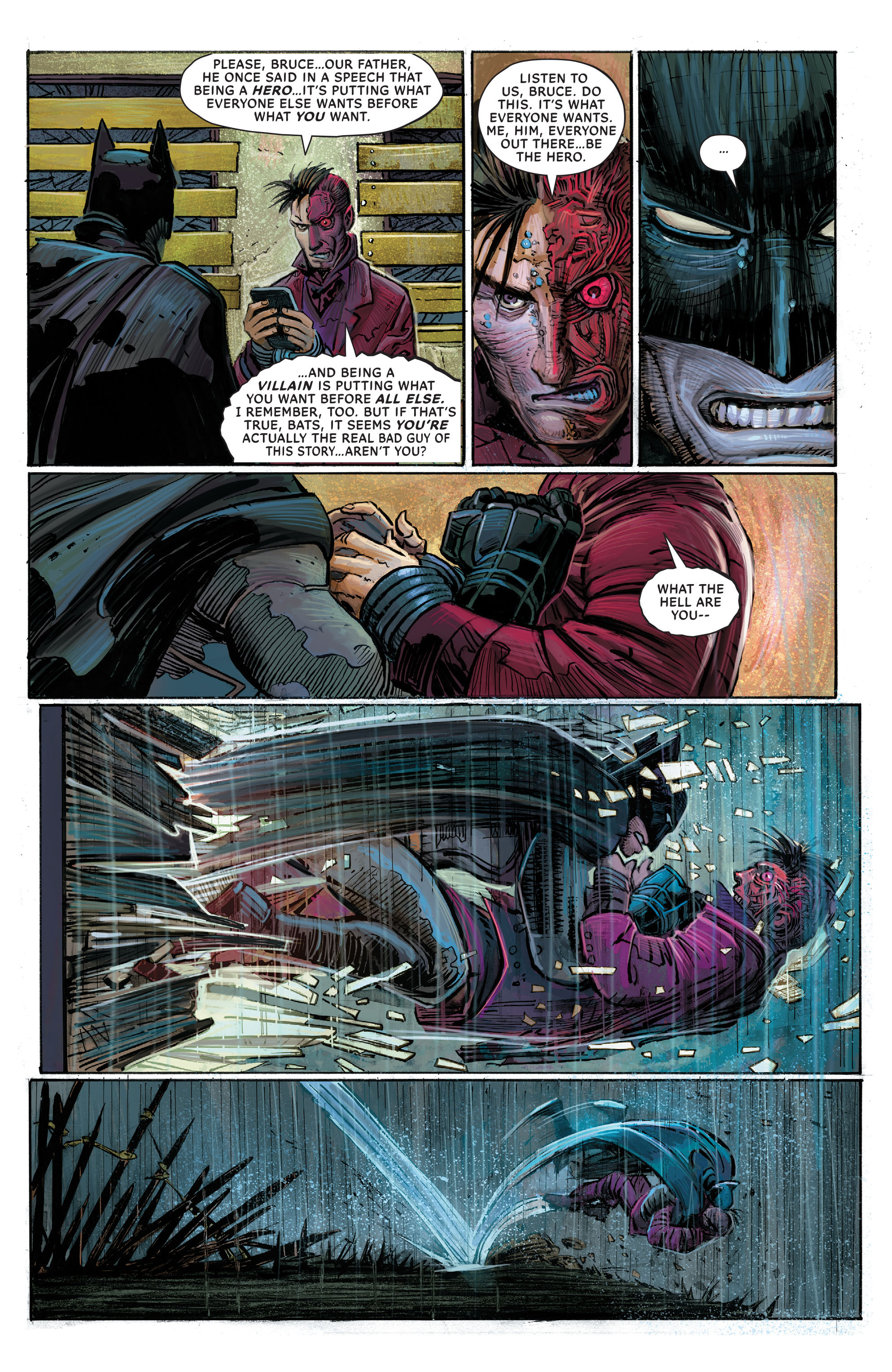 Read online All-Star Batman comic -  Issue #5 - 23