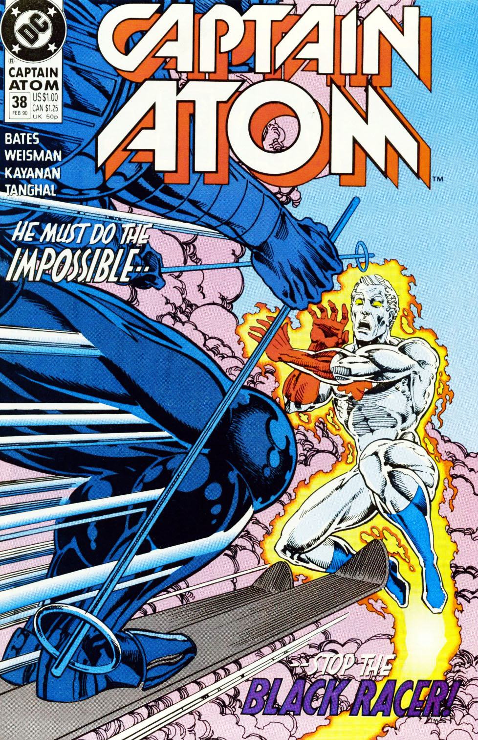 Captain Atom (1987) 38 Page 1