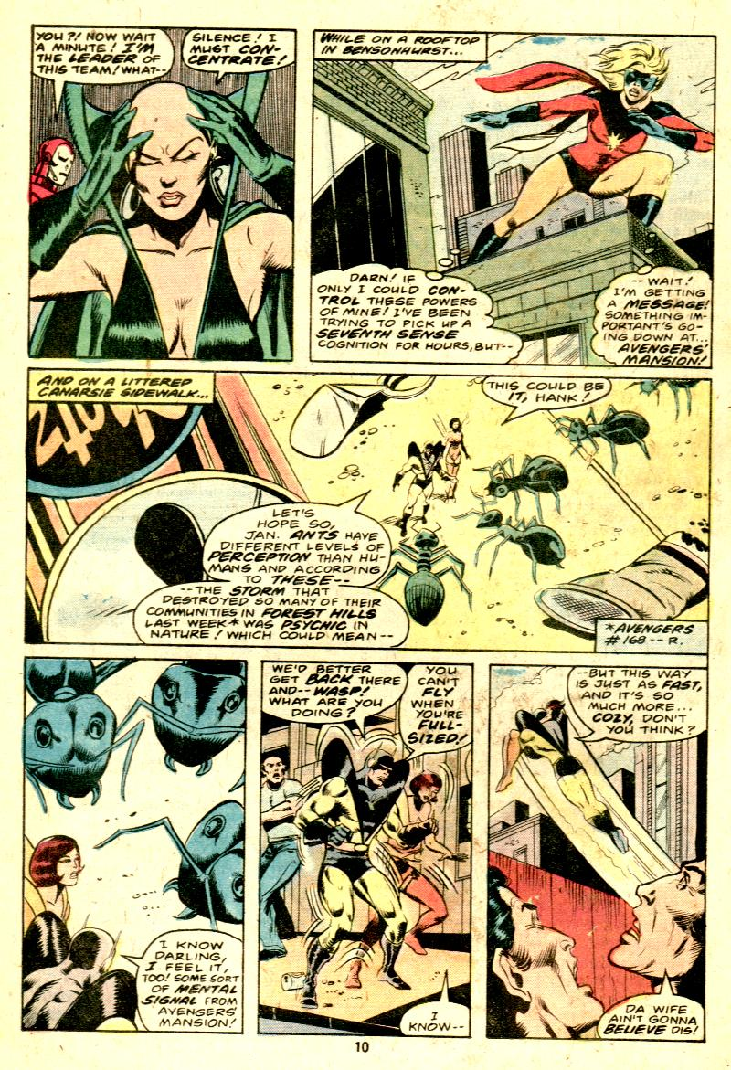The Avengers (1963) 176 Page 6