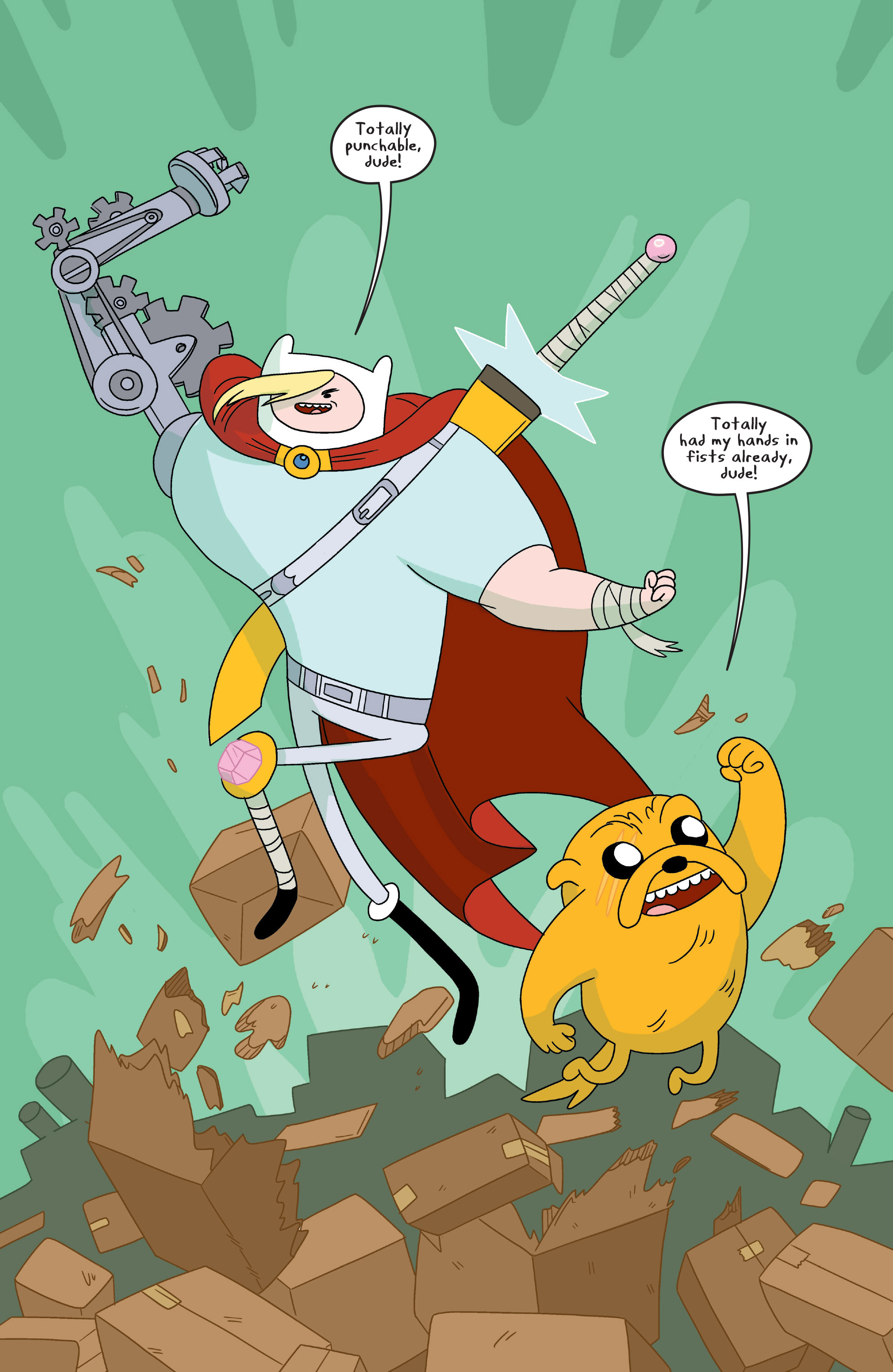 Read online Adventure Time comic -  Issue #Adventure Time _TPB 2 - 49