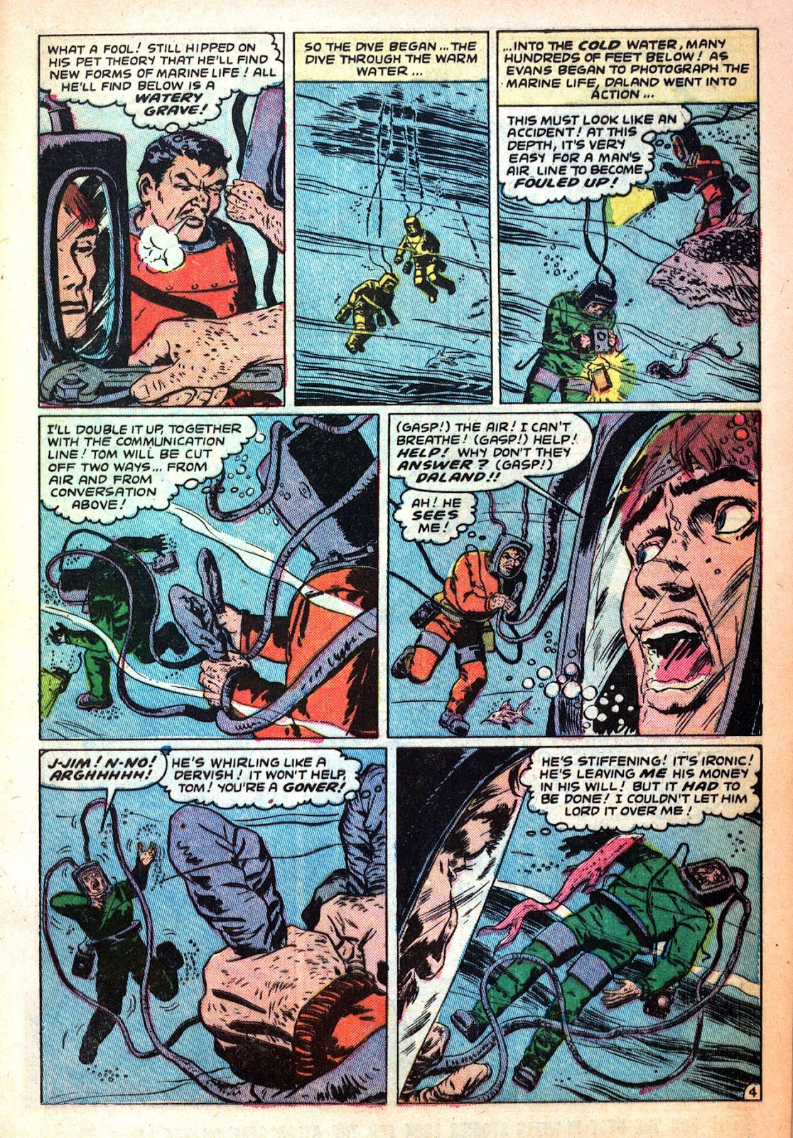 Mystic (1951) issue 32 - Page 13