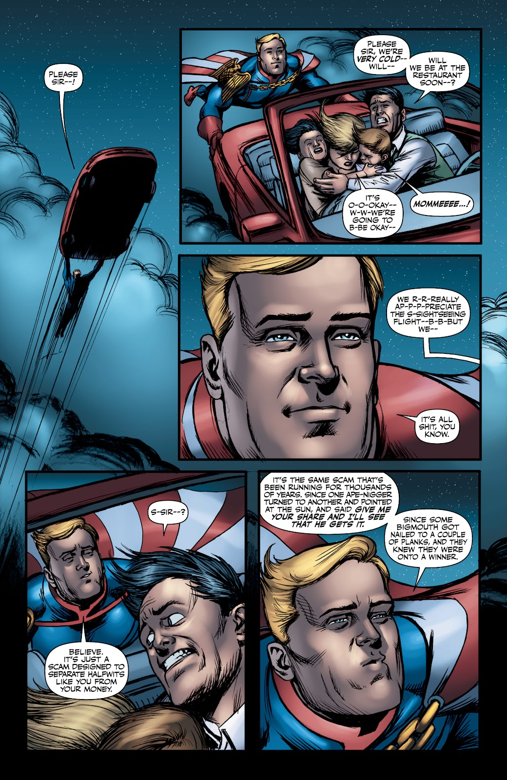 Read online The Boys Omnibus comic -  Issue # TPB 4 (Part 3) - 6
