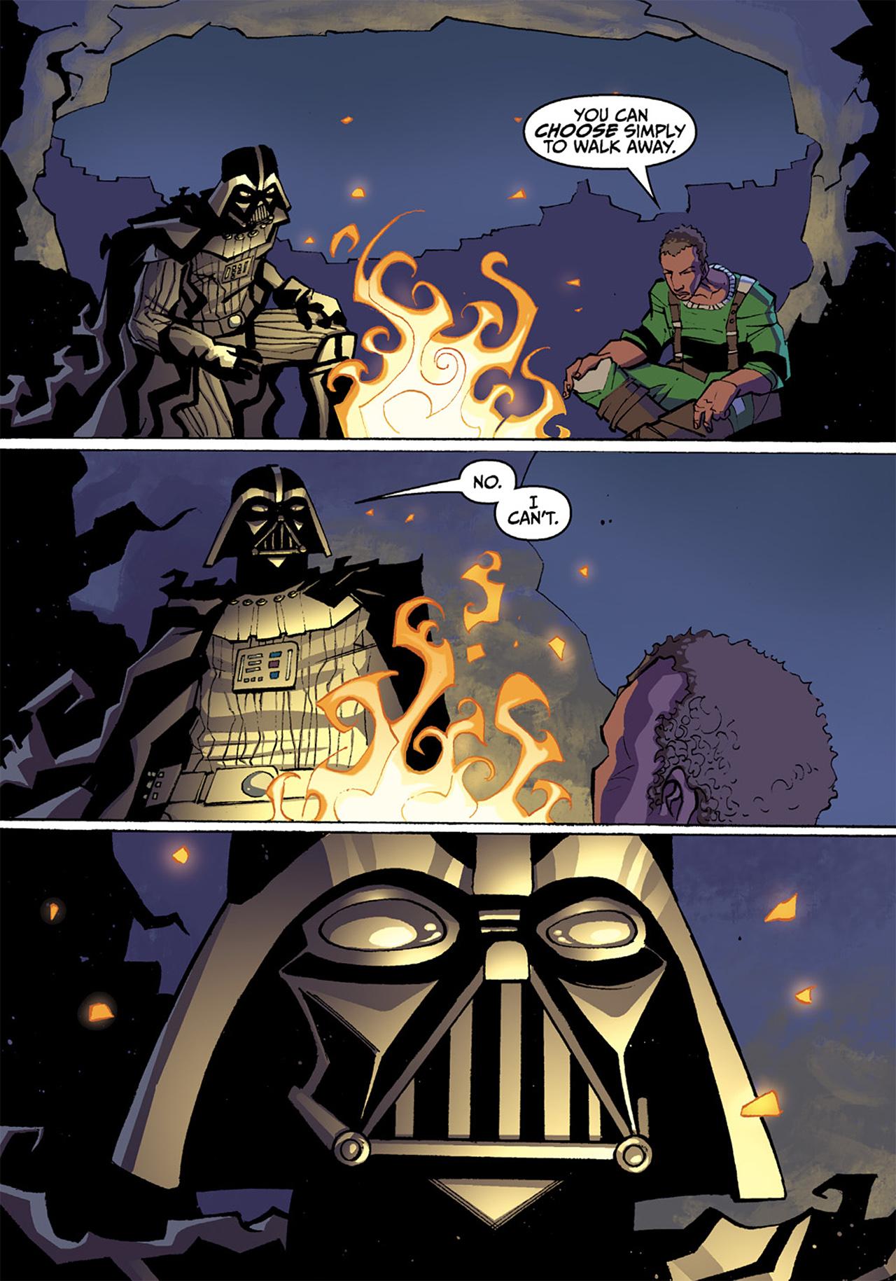 Read online Star Wars Omnibus comic -  Issue # Vol. 33 - 293