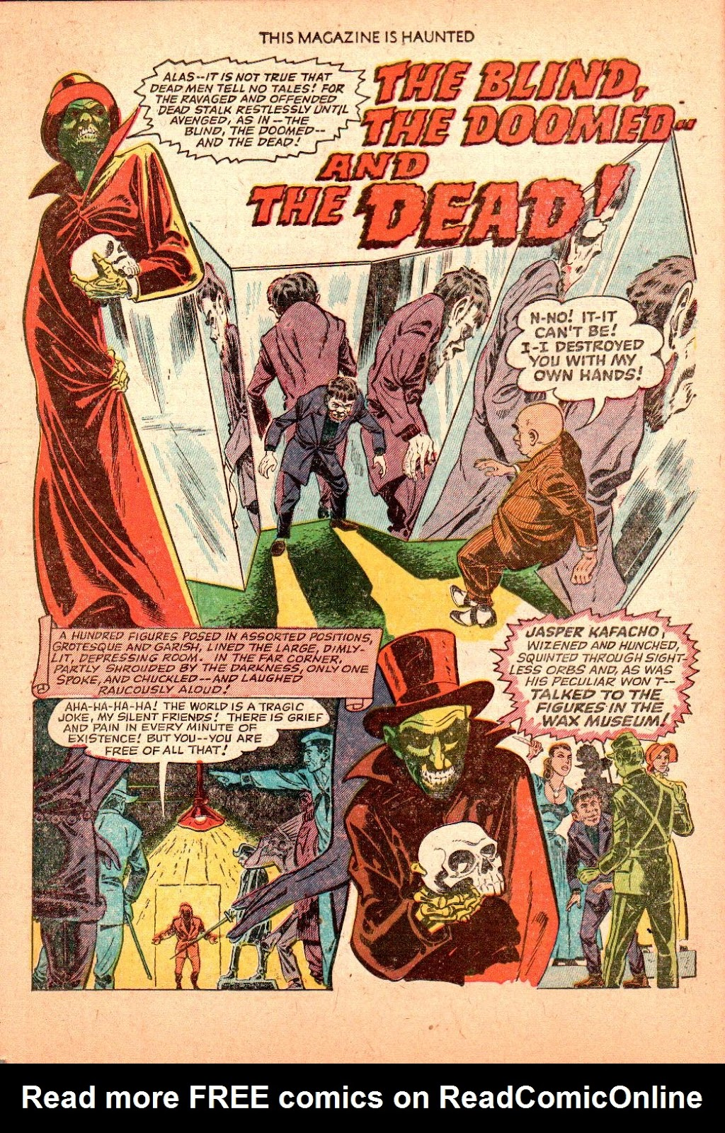 Read online This Magazine Is Haunted comic -  Issue #4 - 26
