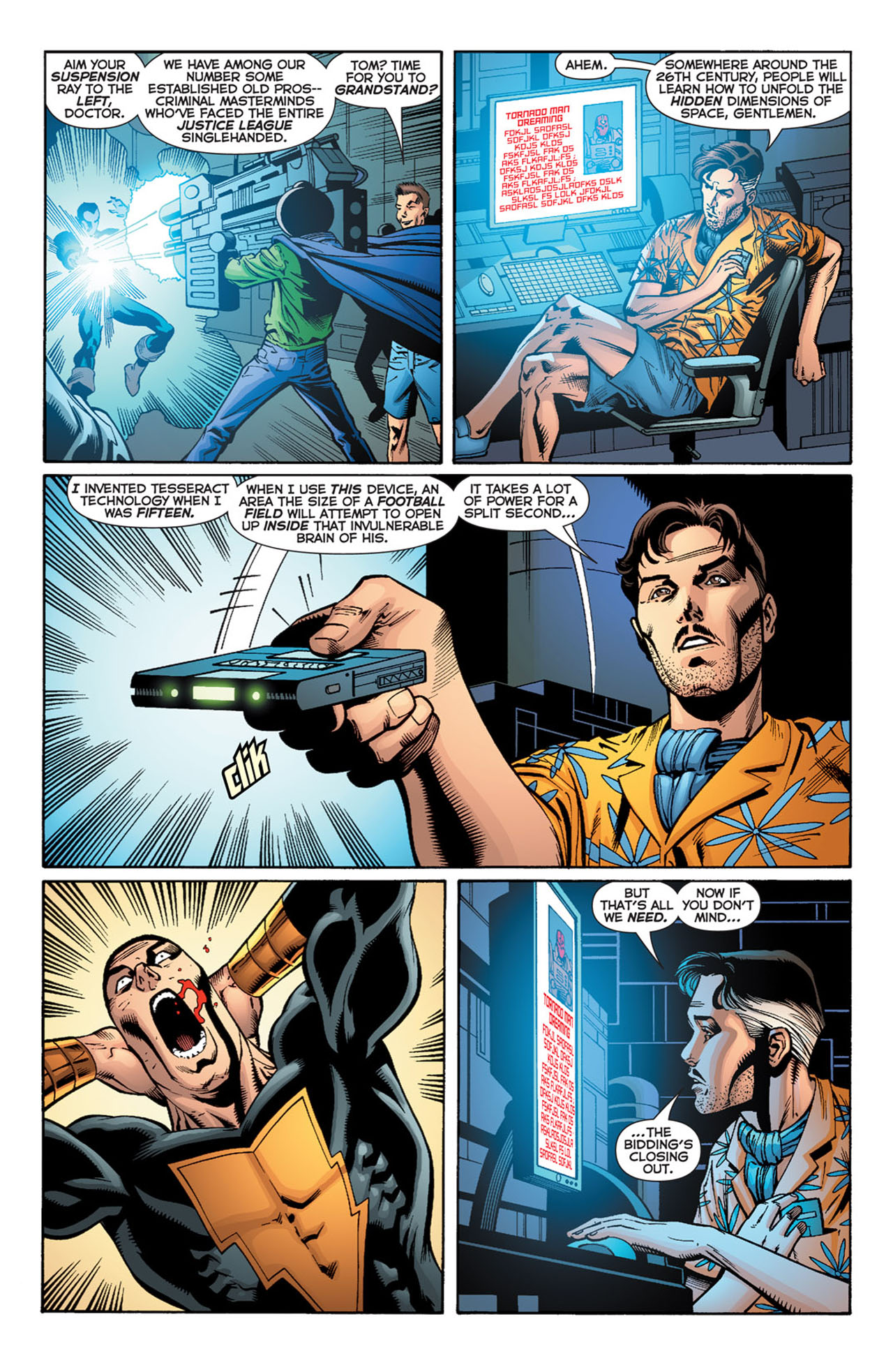 Read online 52 comic -  Issue #46 - 13