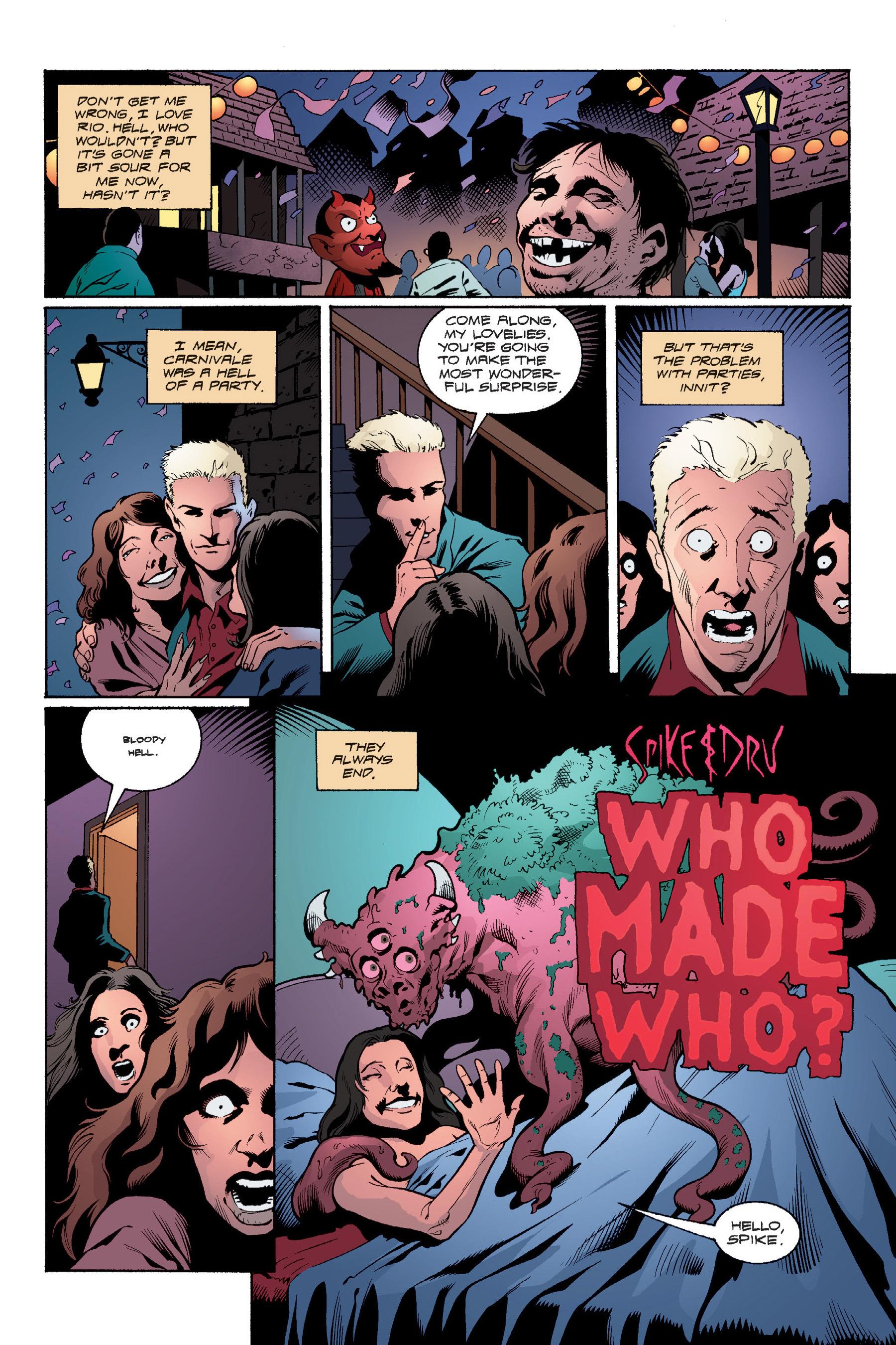 Read online Buffy the Vampire Slayer: Omnibus comic -  Issue # TPB 4 - 265