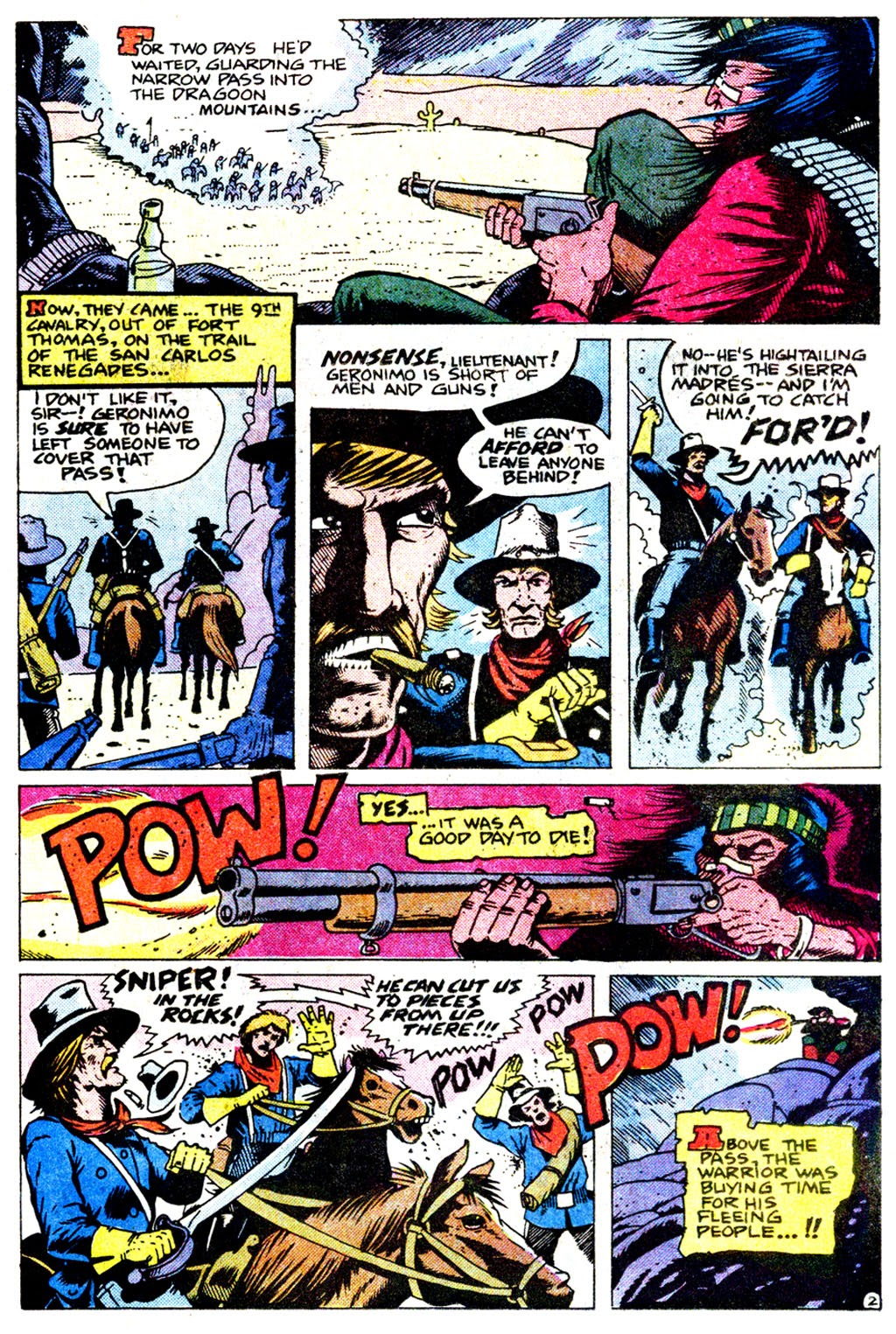 Sgt. Rock issue 361 - Page 16