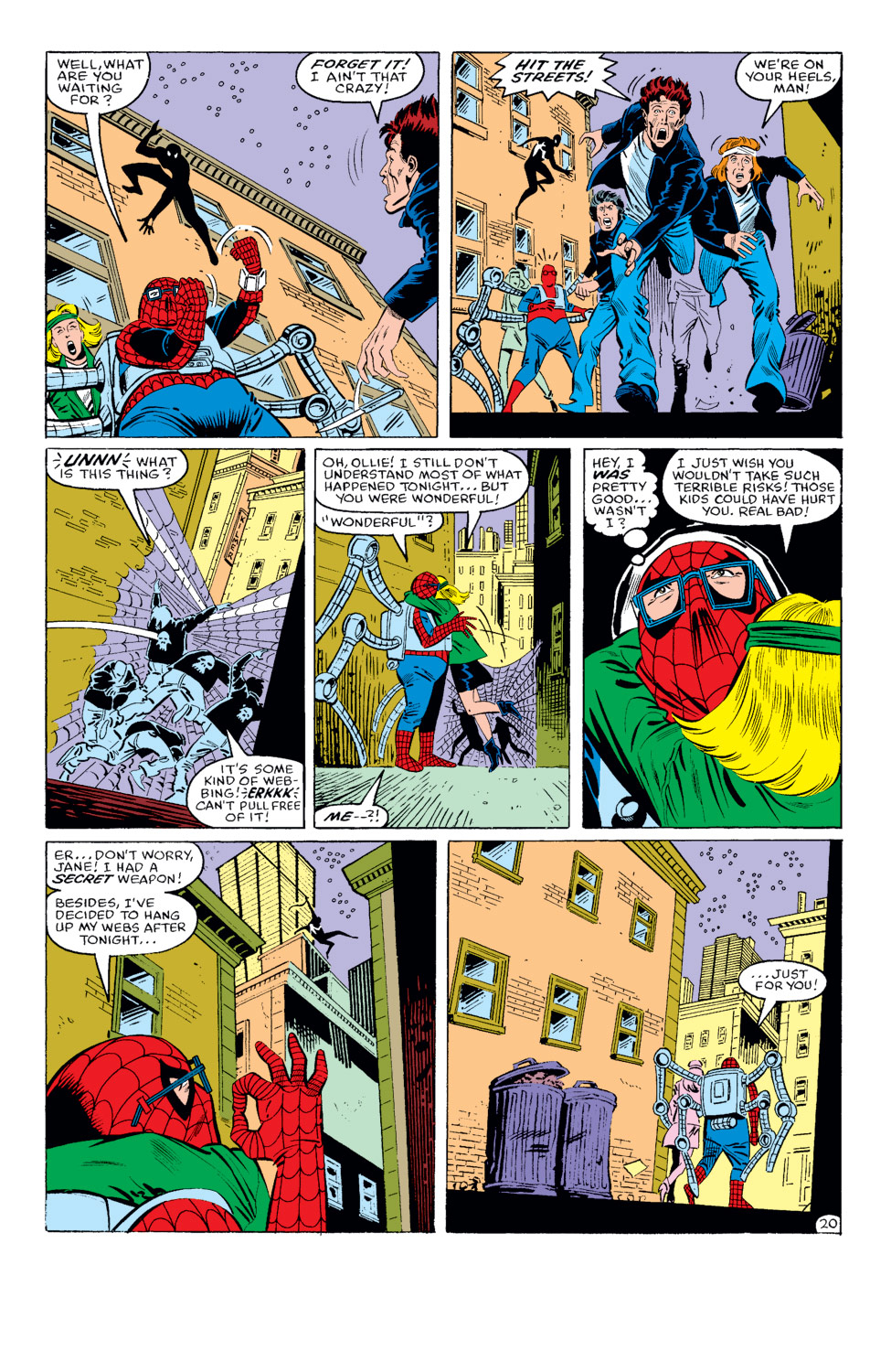 The Amazing Spider-Man (1963) 263 Page 20