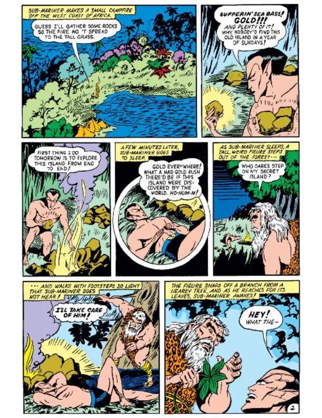 Read online All-Winners Comics comic -  Issue #5 - 43