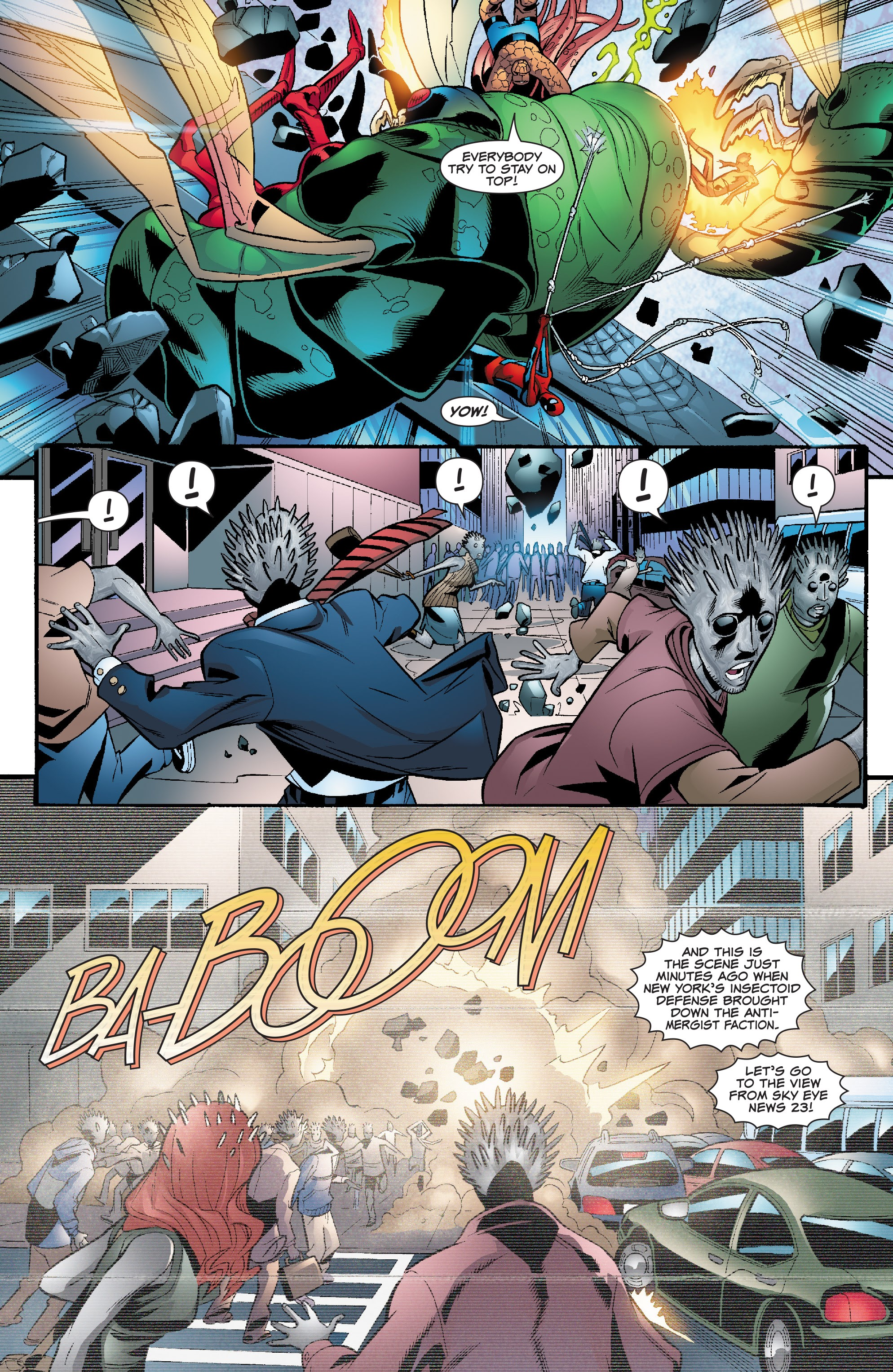 Spider-Man and the Fantastic Four issue 3 - Page 11