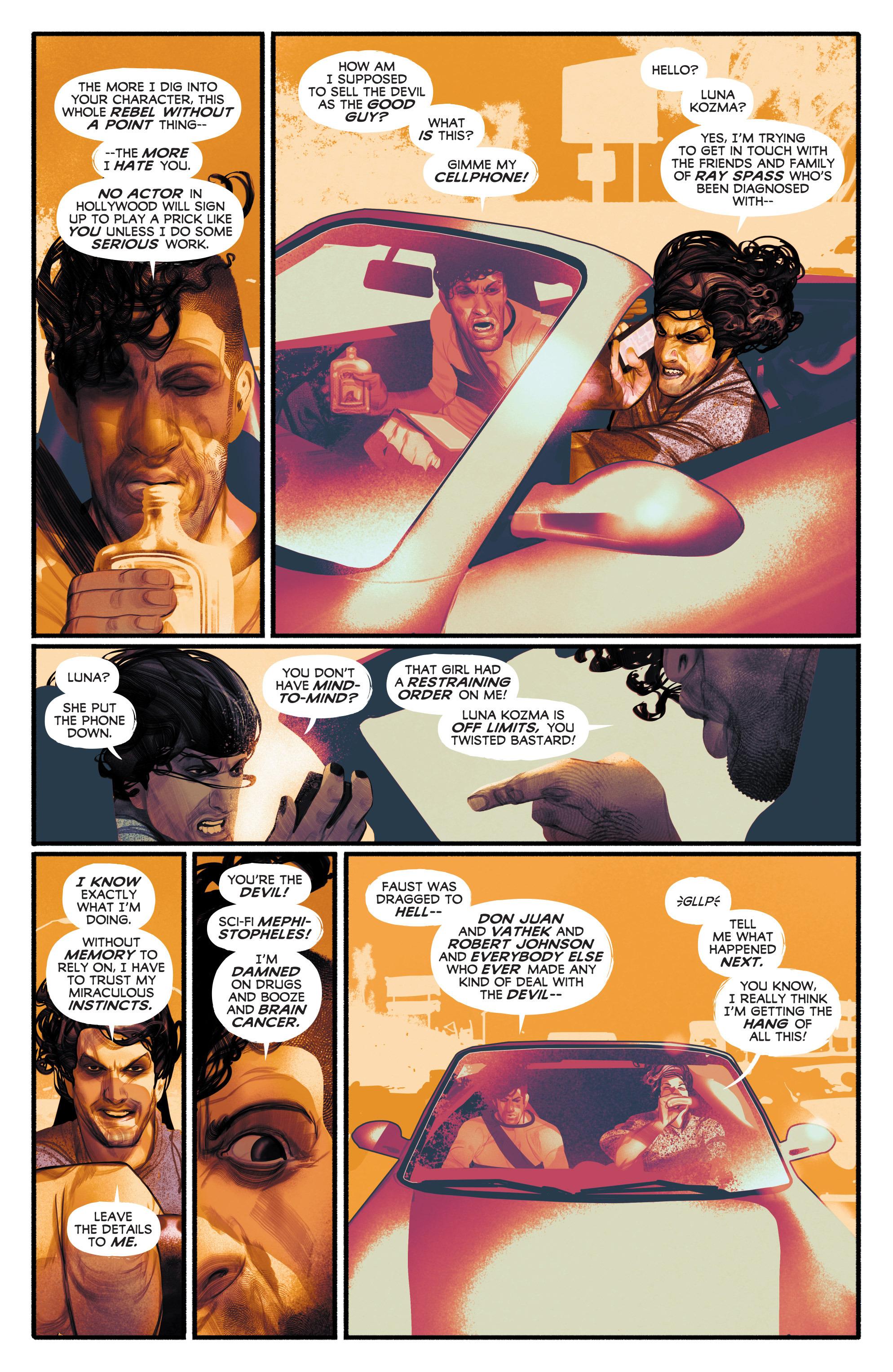 Read online Annihilator comic -  Issue #3 - 31