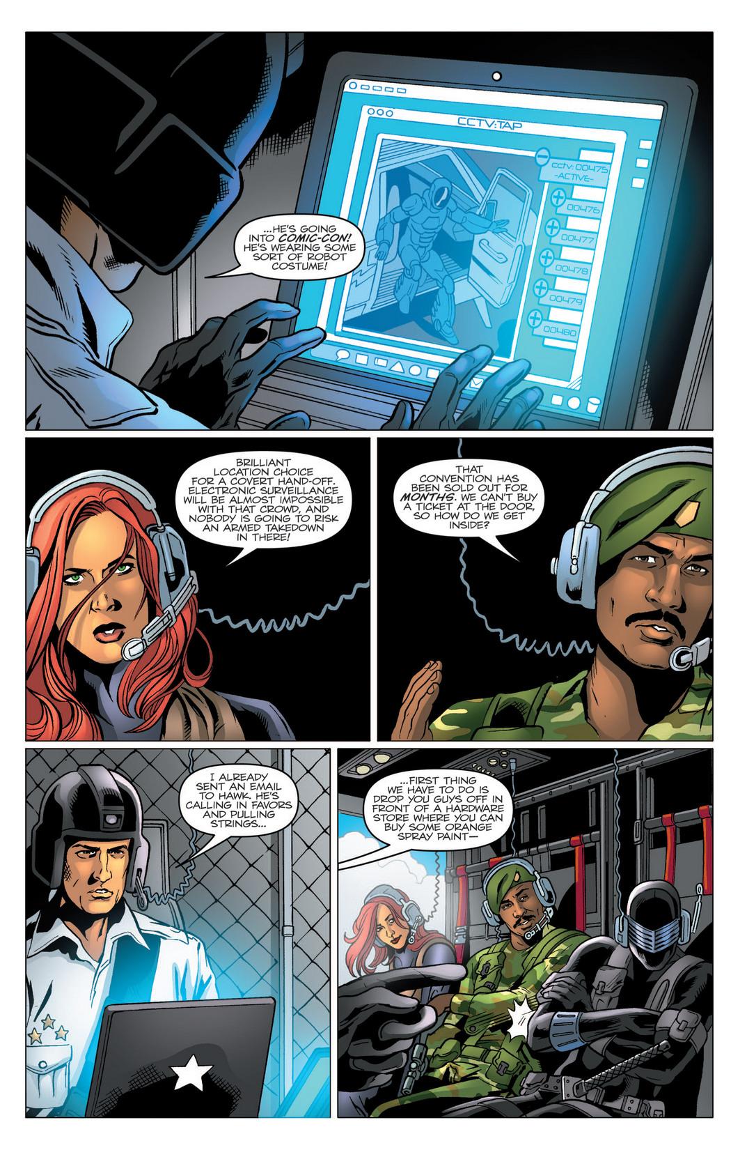 G.I. Joe: A Real American Hero 180 Page 7