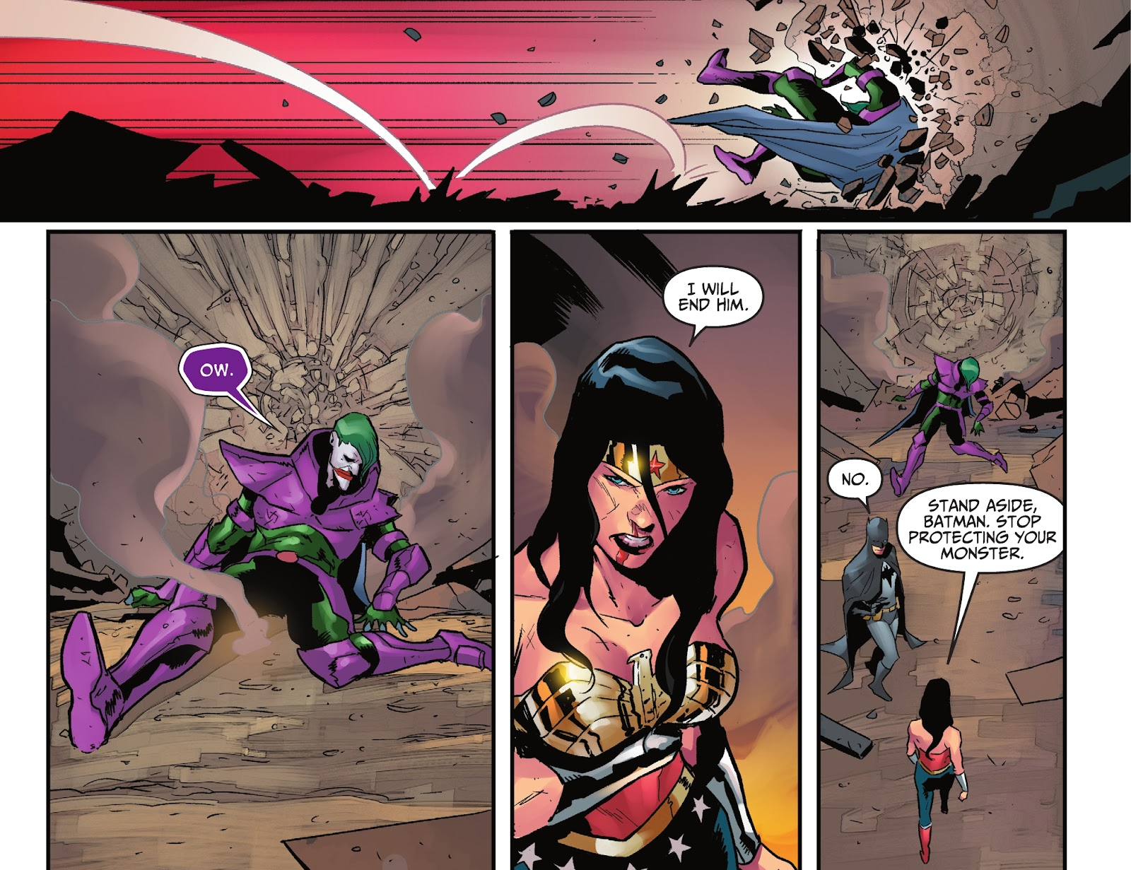 Injustice: Year Zero issue 14 - Page 12