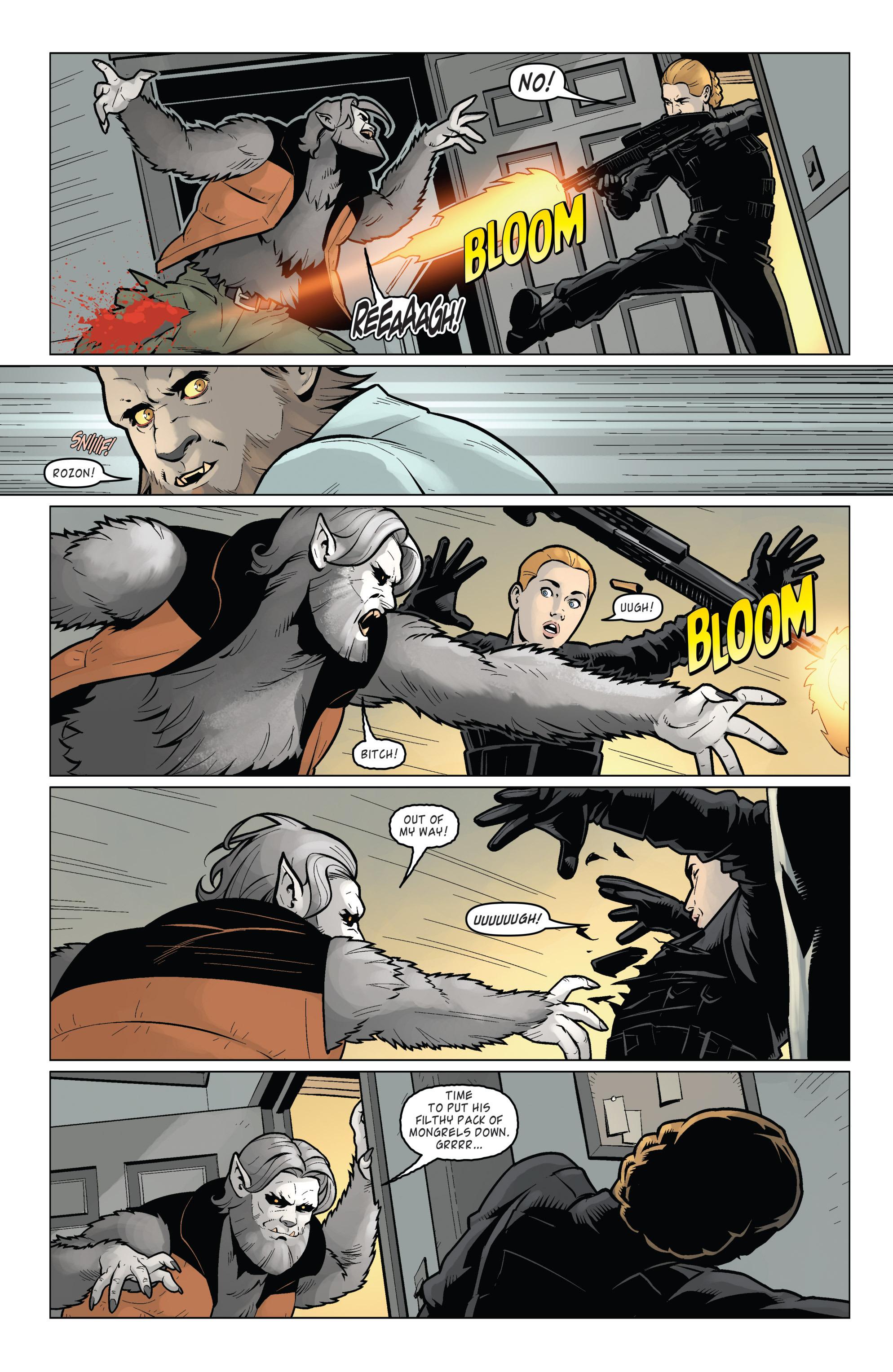 Read online Wynonna Earp (2016) comic -  Issue #8 - 17