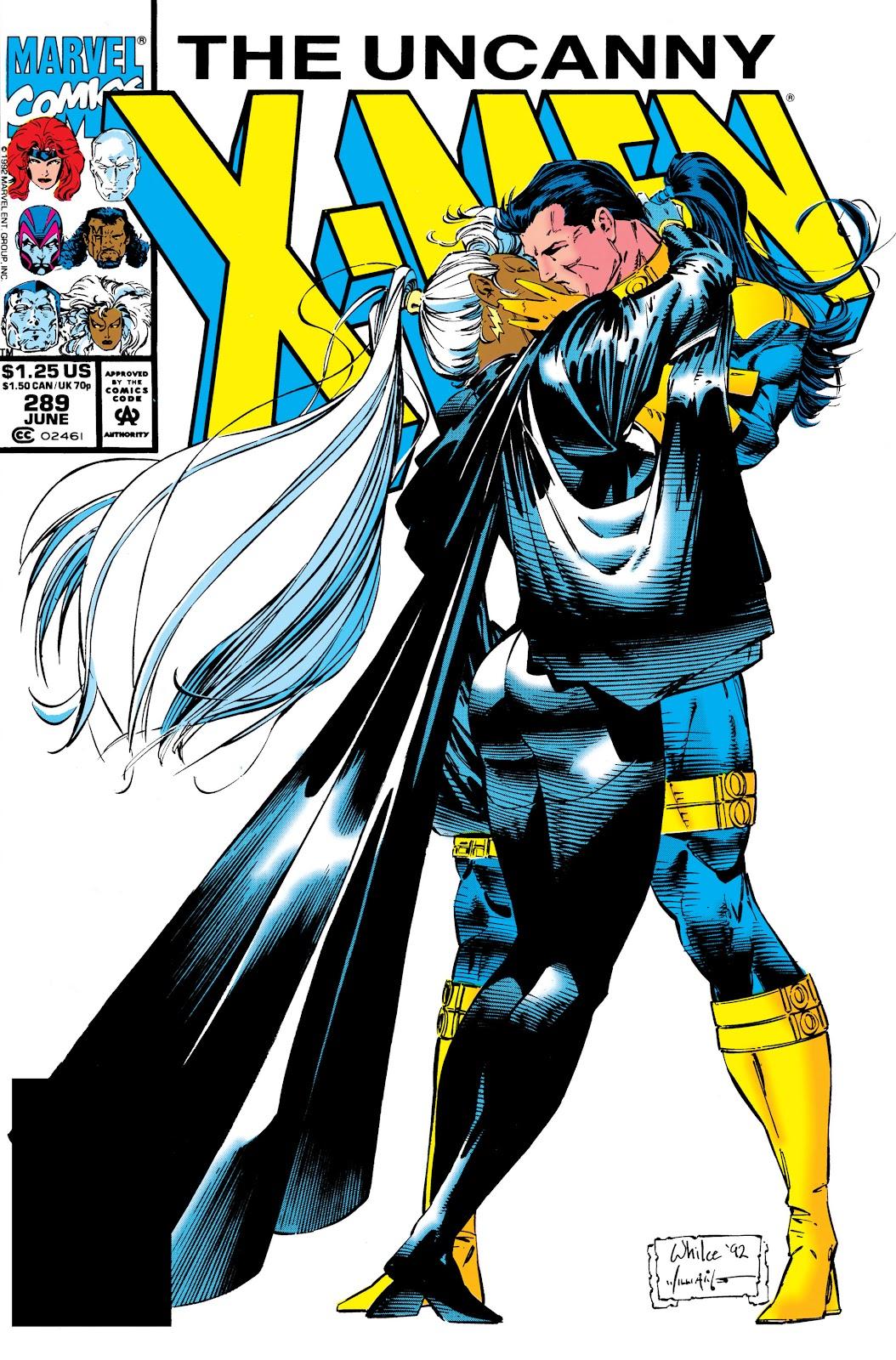 Uncanny X-Men (1963) 289 Page 1