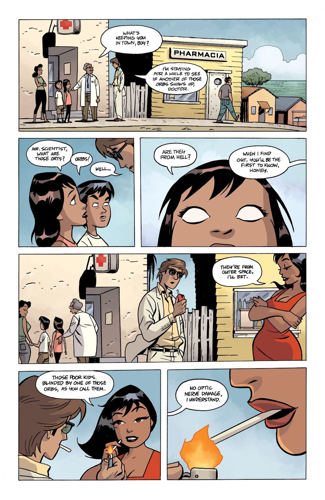 Read online The Twilight Children comic -  Issue #2 - 9