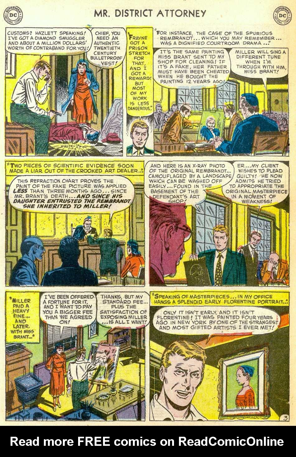 Mr. District Attorney issue 23 - Page 29