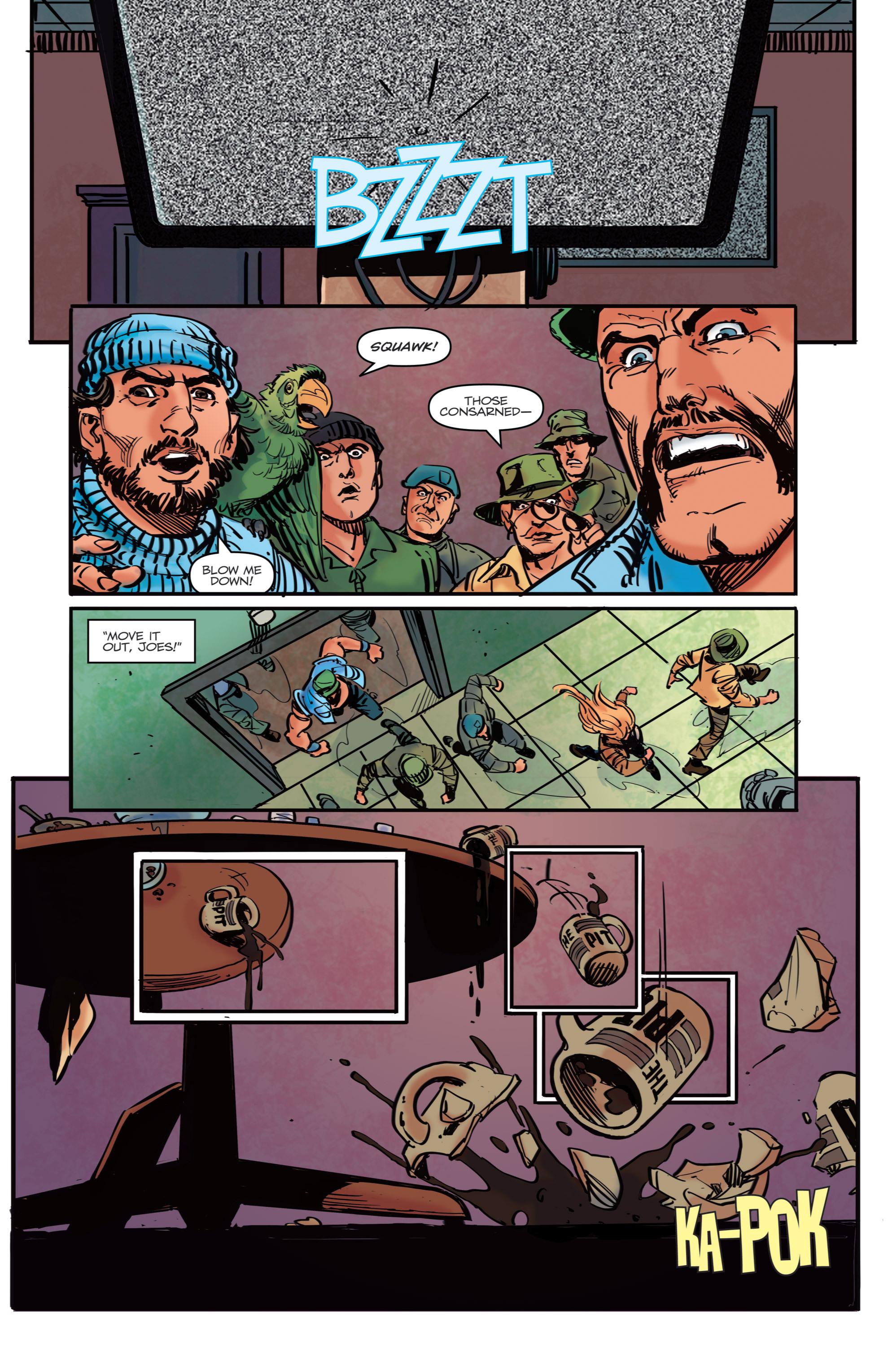 G.I. Joe: A Real American Hero 193 Page 15