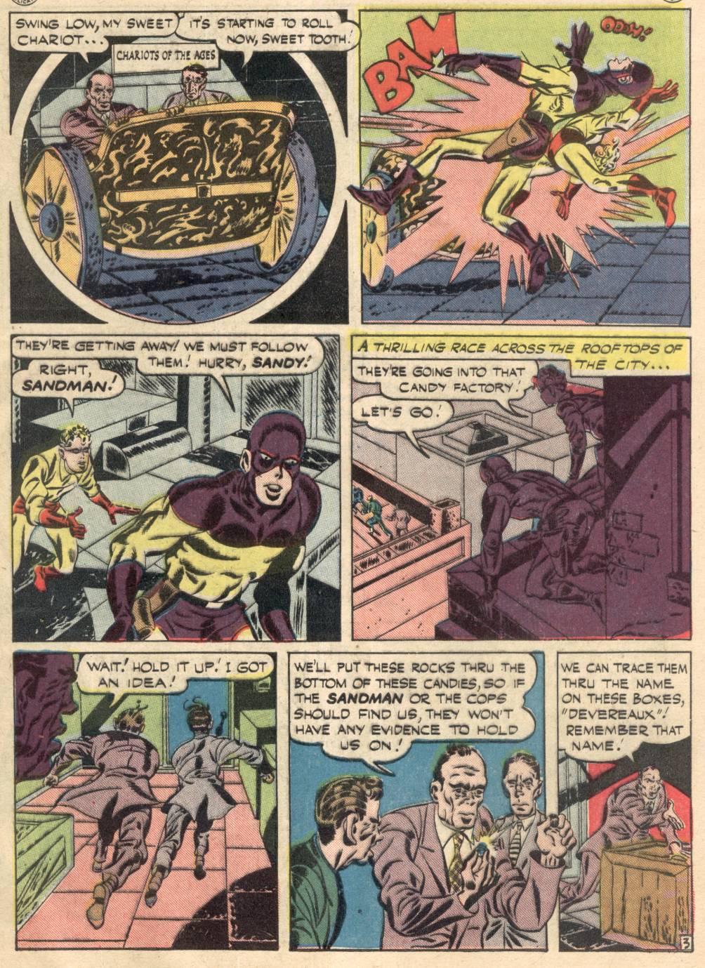 Read online Adventure Comics (1938) comic -  Issue #100 - 5
