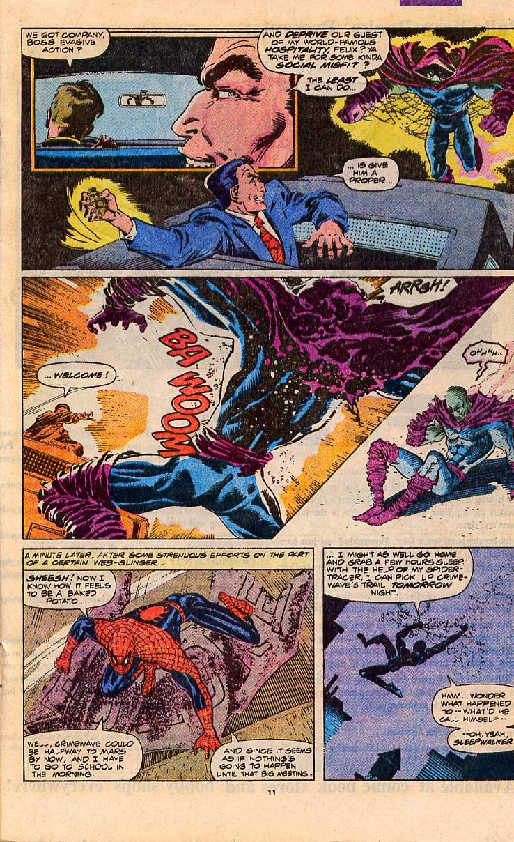 Read online Sleepwalker comic -  Issue #5 - 10