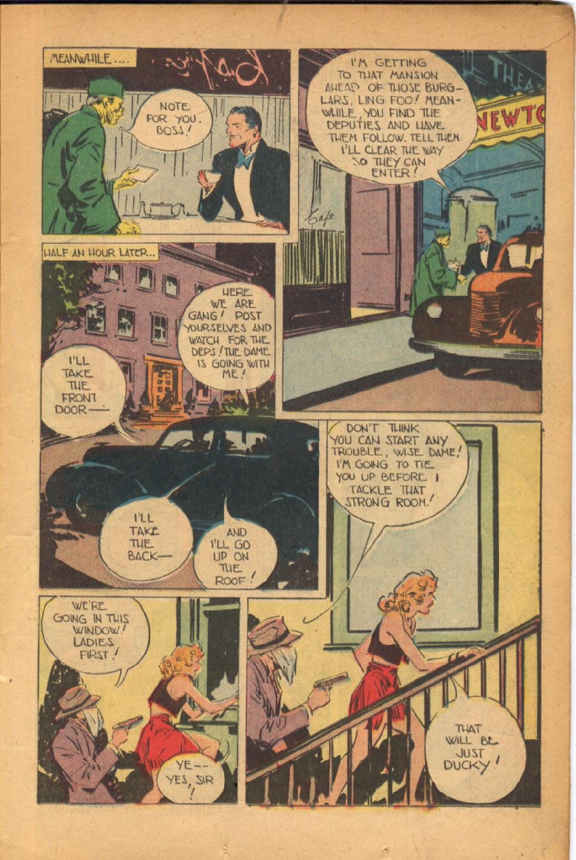 Read online Super-Magician Comics comic -  Issue #54 - 14