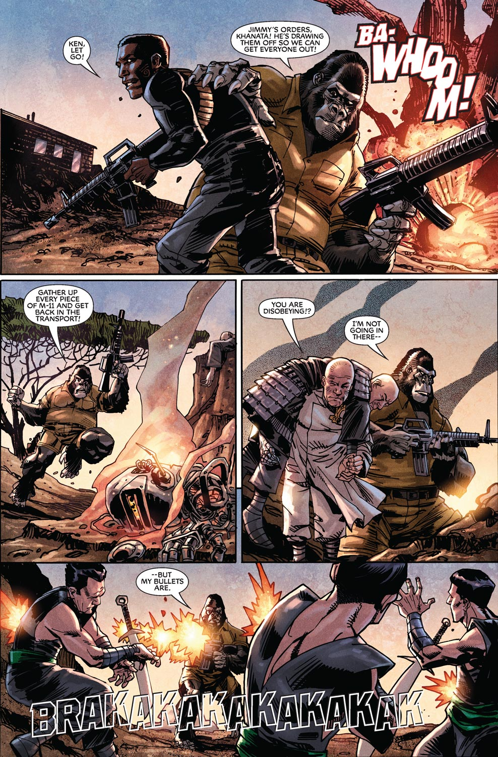 Read online Agents Of Atlas (2009) comic -  Issue #11 - 6