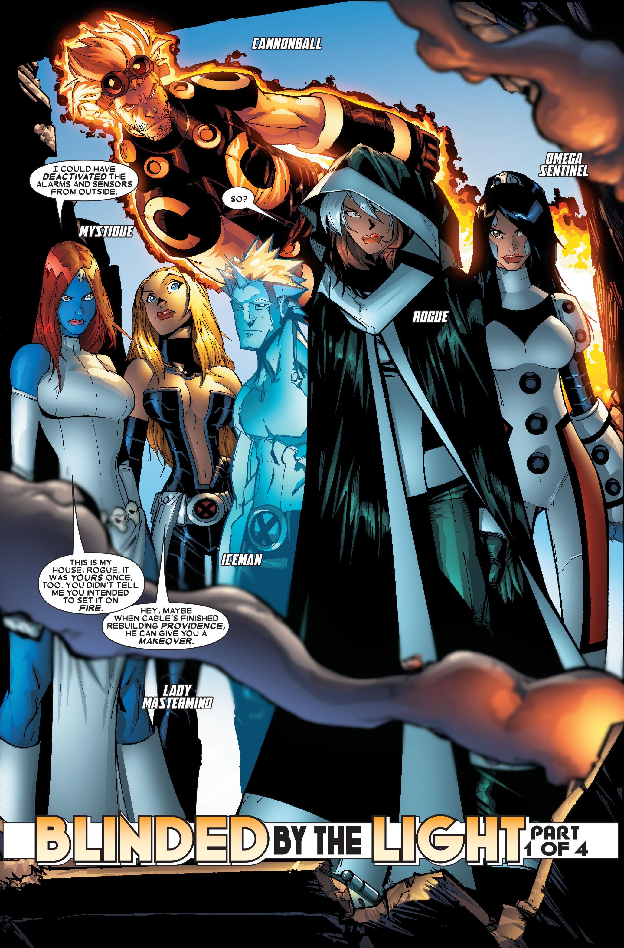 X-Men (1991) 200 Page 5