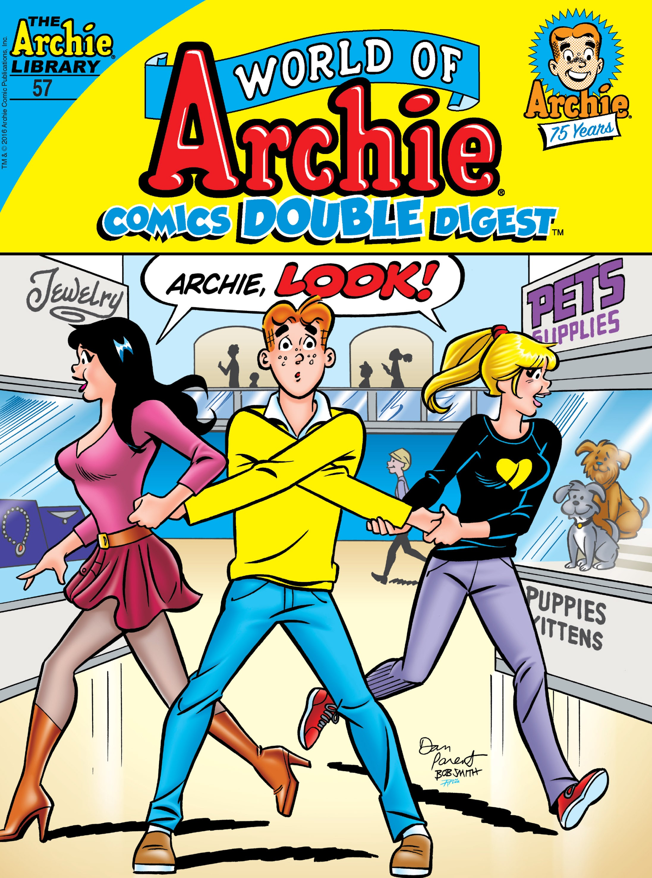 World of Archie Double Digest 57 Page 1
