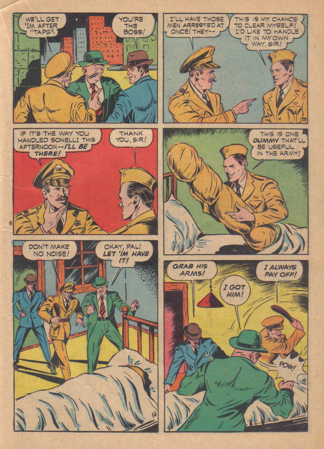 Exciting Comics (1940) issue 13 - Page 29